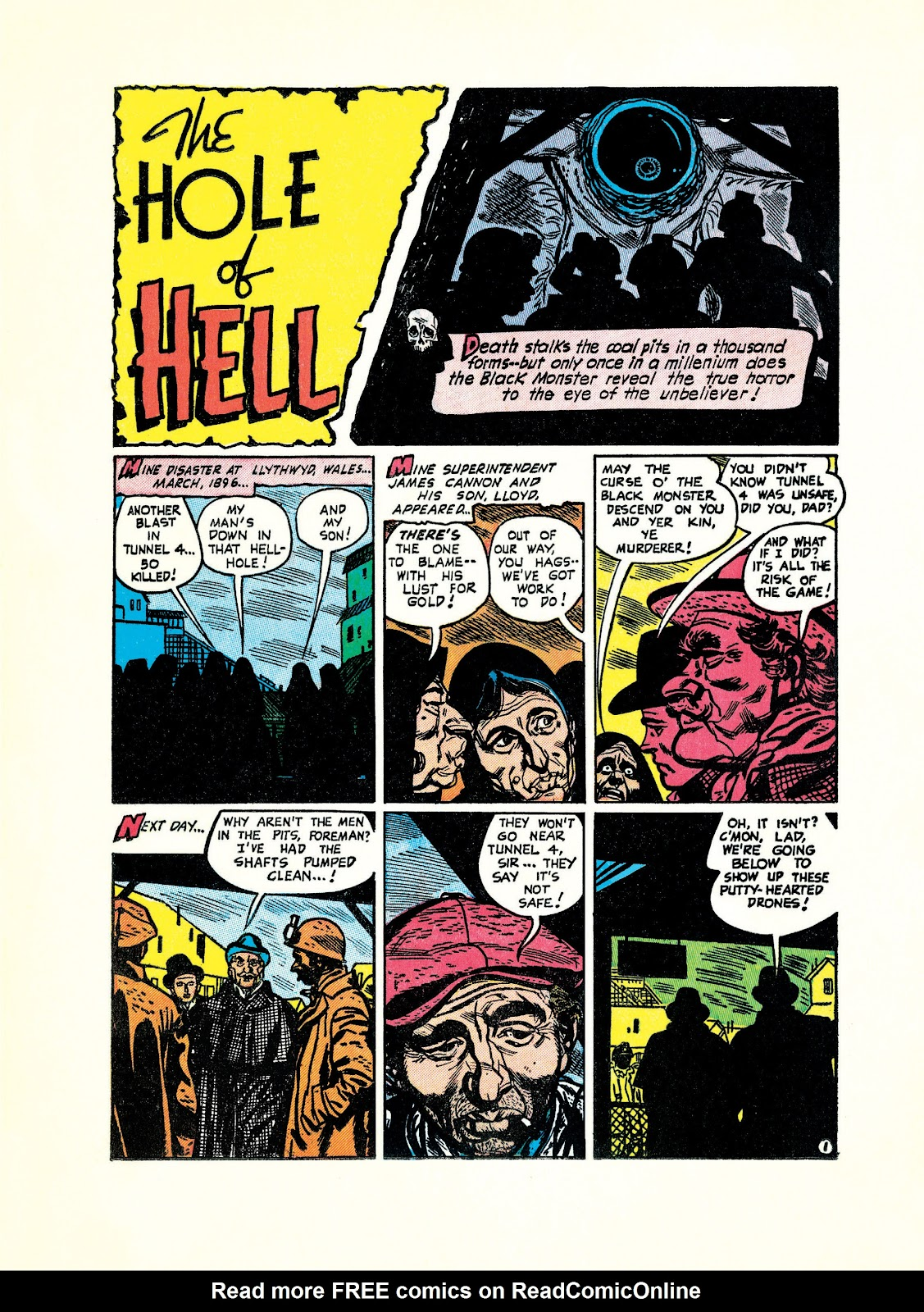 Read online Setting the Standard: Comics by Alex Toth 1952-1954 comic -  Issue # TPB (Part 4) - 80