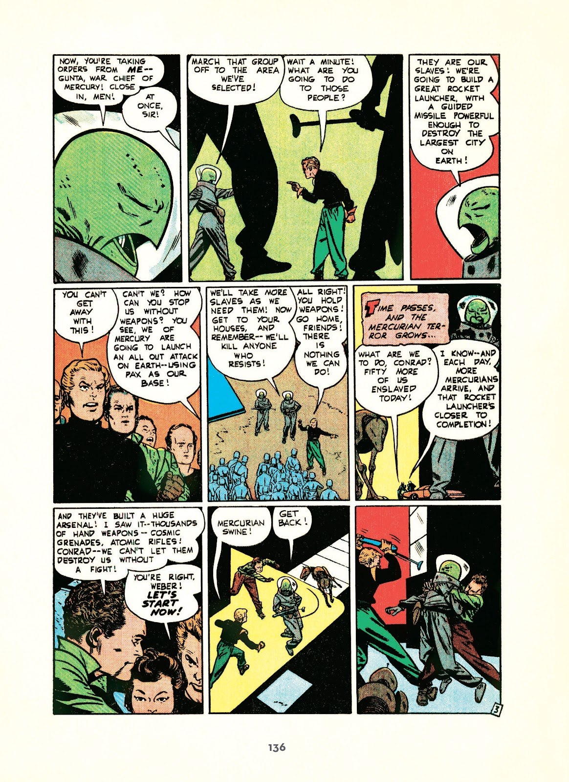 Read online Setting the Standard: Comics by Alex Toth 1952-1954 comic -  Issue # TPB (Part 2) - 37