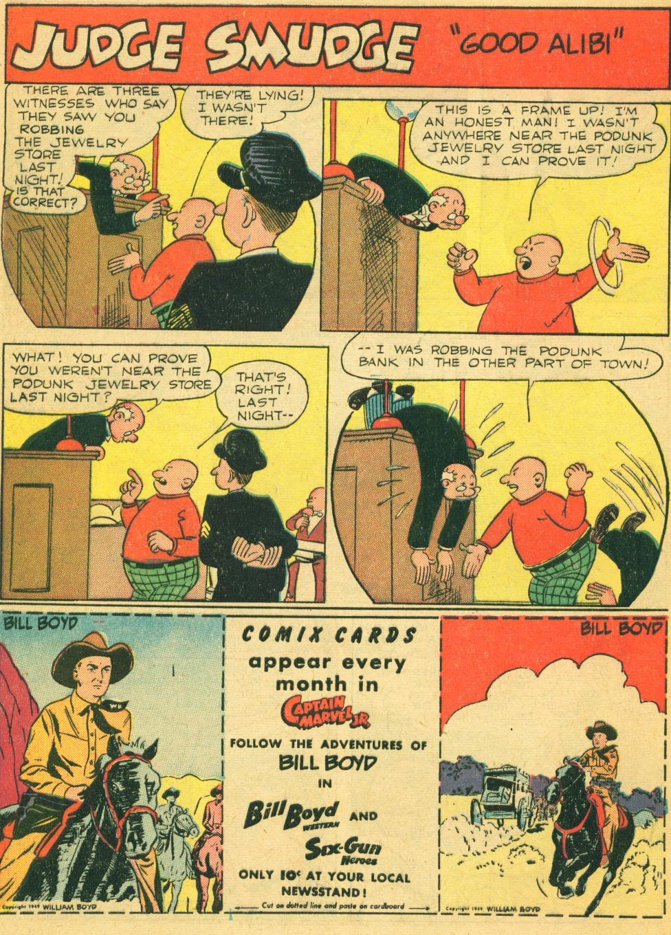 Captain Marvel, Jr. issue 82 - Page 32