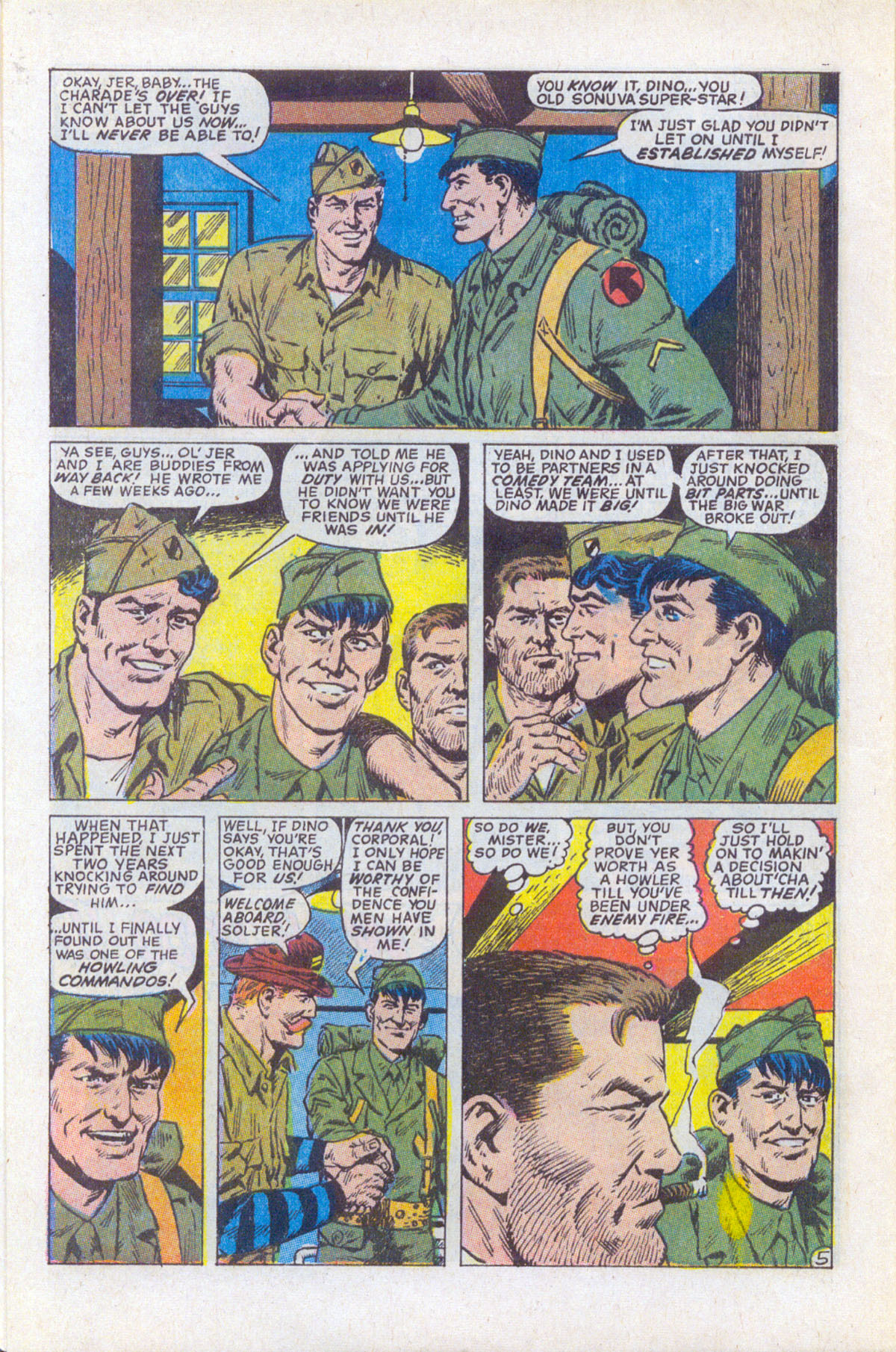 Read online Sgt. Fury comic -  Issue #159 - 7