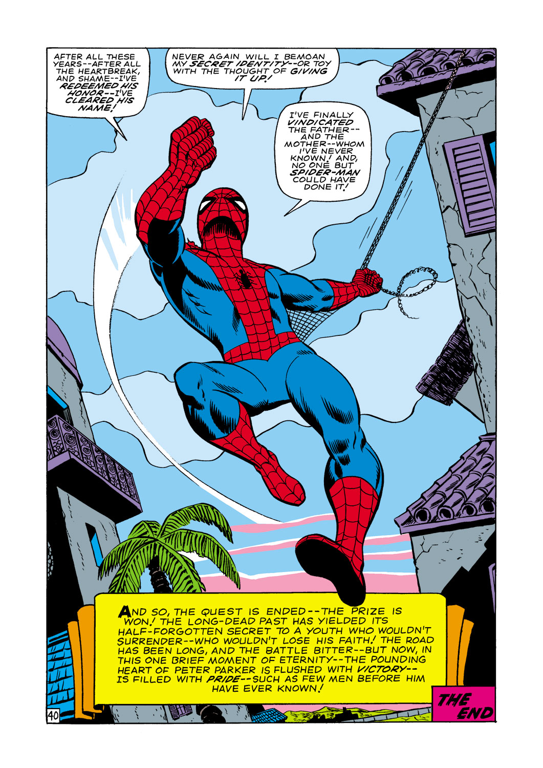 The Amazing Spider-Man (1963) _Annual_5 Page 40