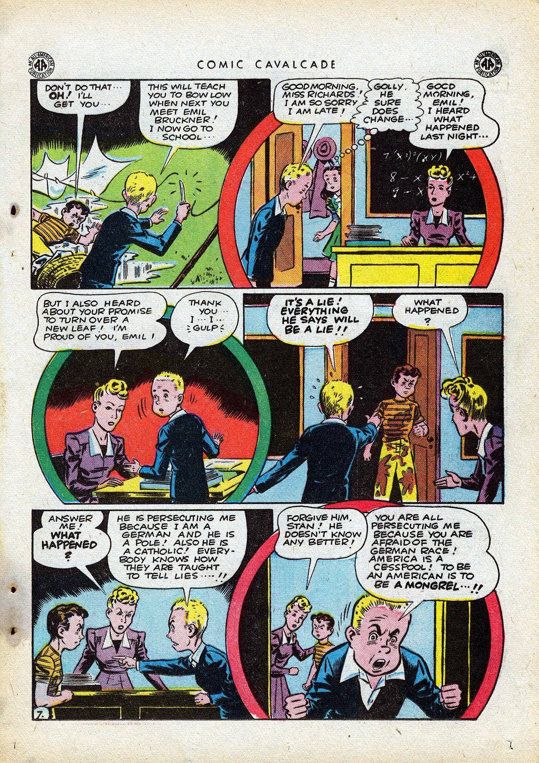 Comic Cavalcade issue 10 - Page 26