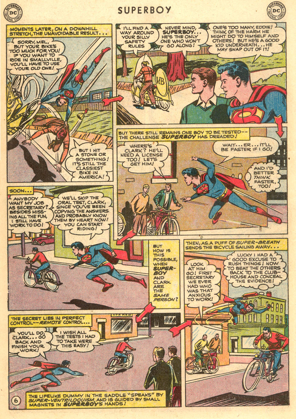 Superboy (1949) issue 20 - Page 18