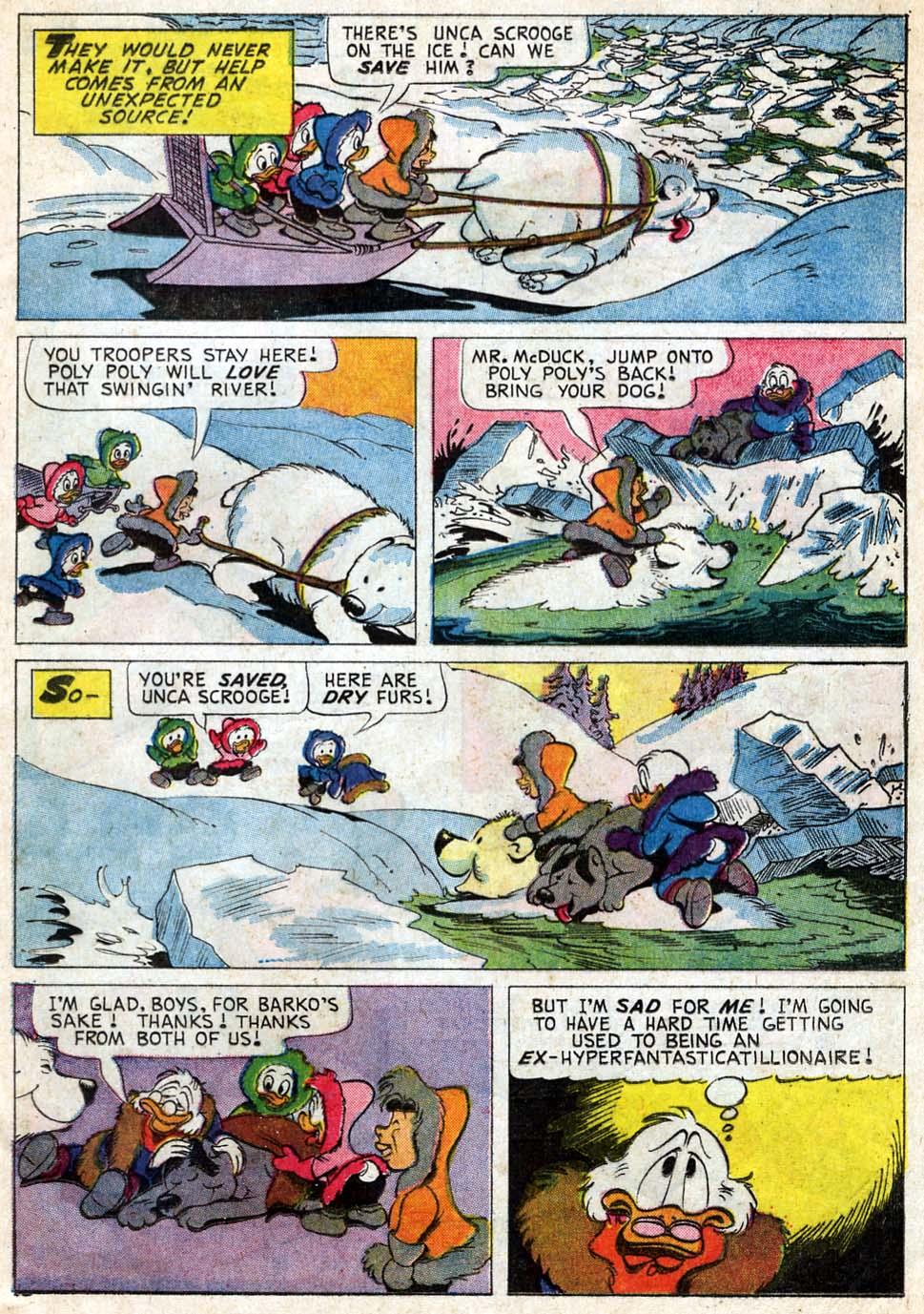 Read online Uncle Scrooge (1953) comic -  Issue #59 - 25