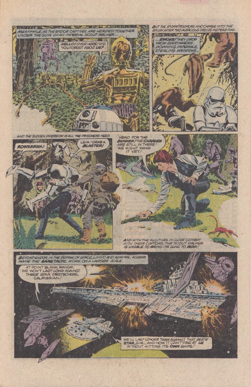 Read online Star Wars: Return of the Jedi comic -  Issue #4 - 10