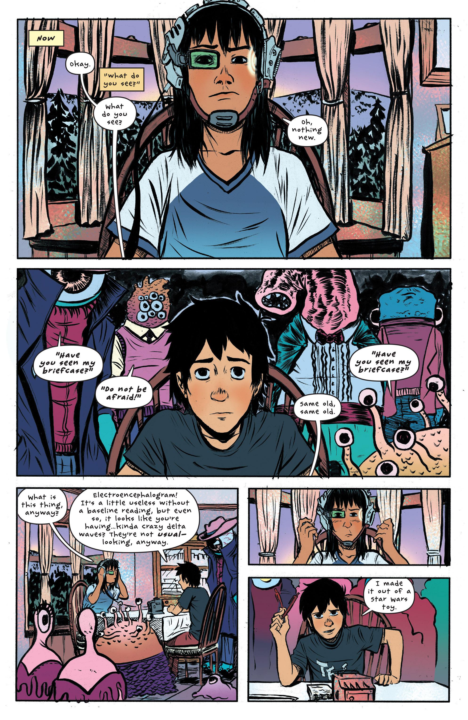 Read online UFOlogy comic -  Issue #4 - 4