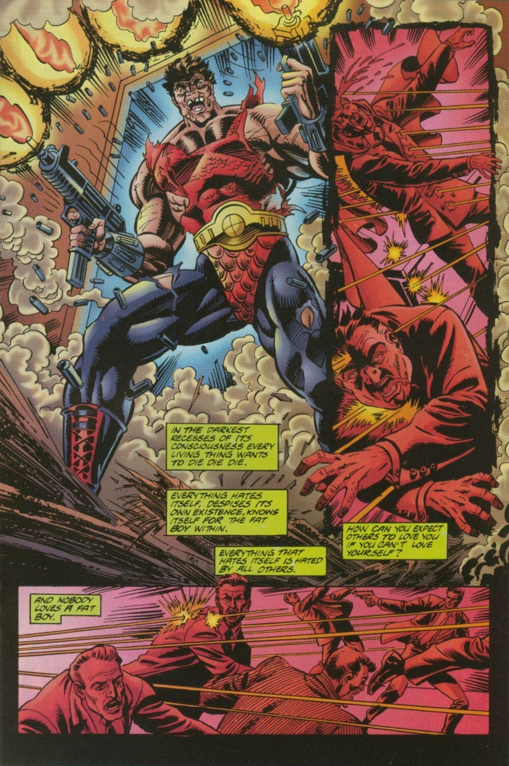 Read online Sludge comic -  Issue #9 - 9