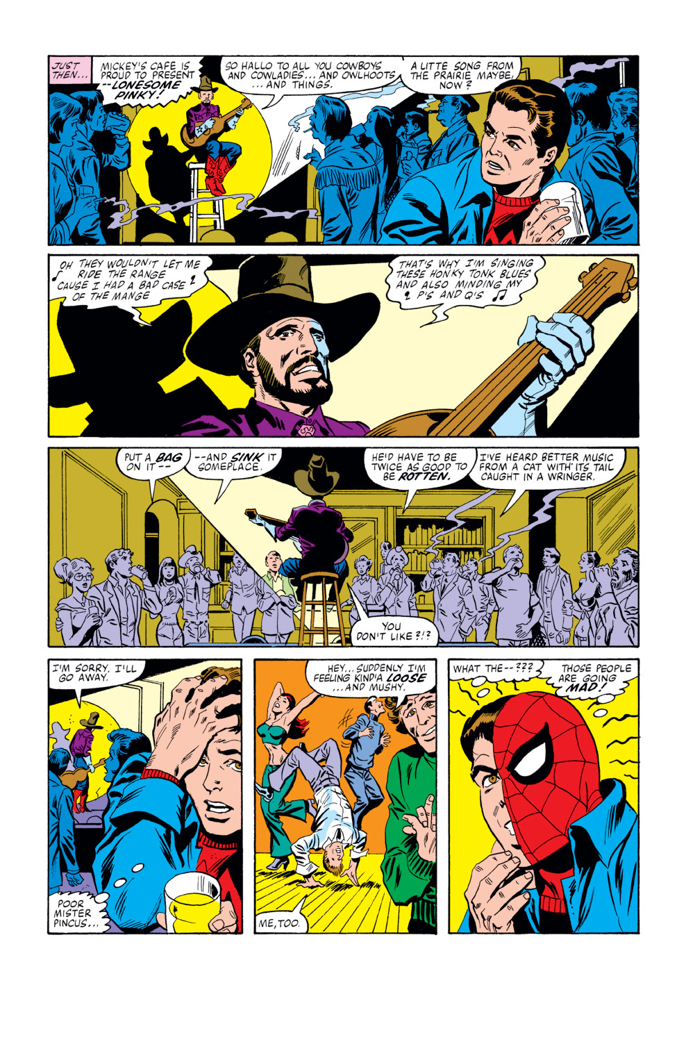 The Amazing Spider-Man (1963) 221 Page 9