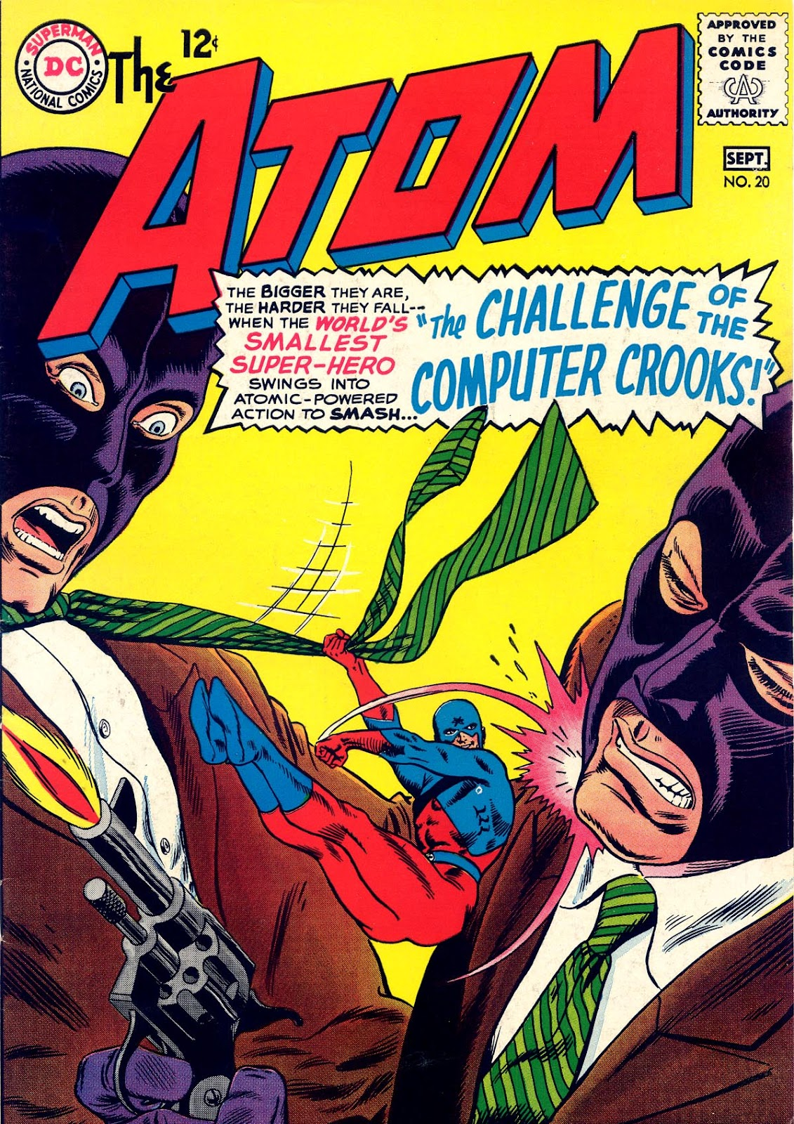 The Atom issue 20 - Page 1