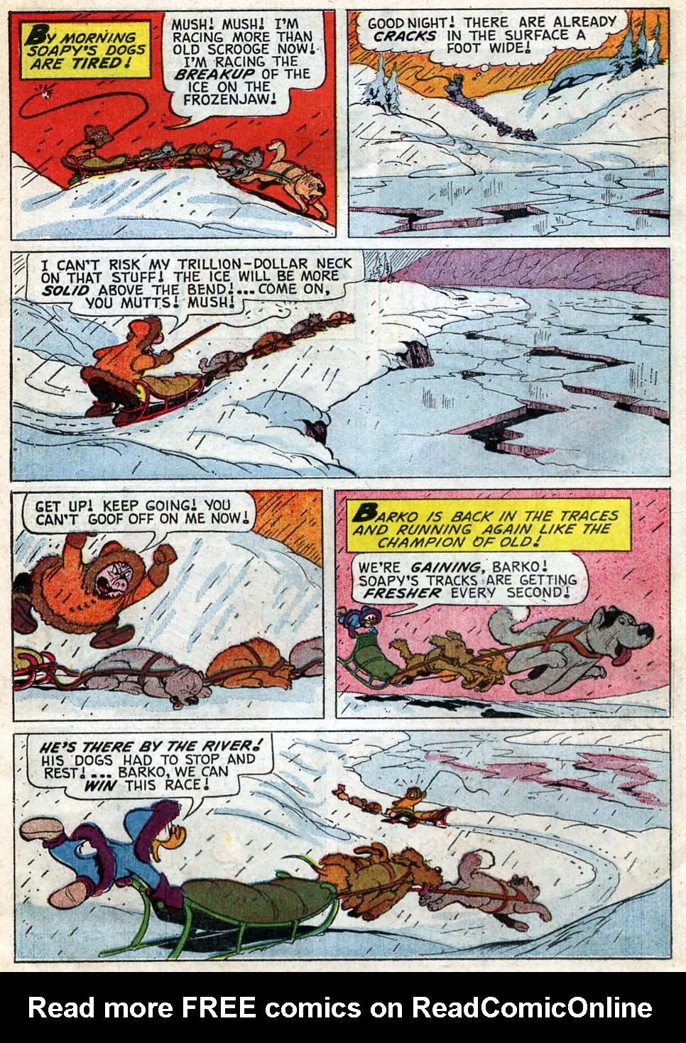 Read online Uncle Scrooge (1953) comic -  Issue #59 - 22