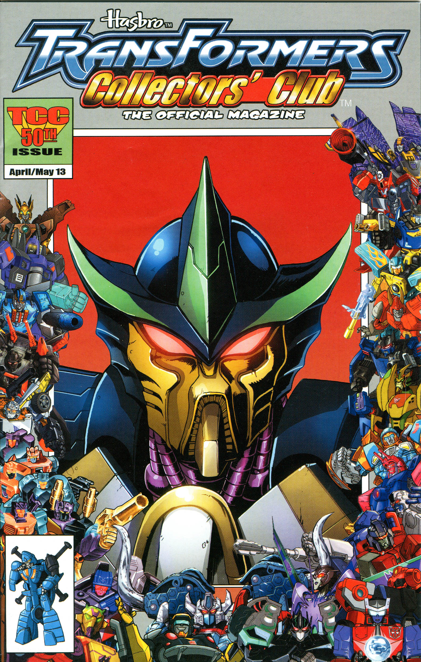Read online Transformers: Collectors' Club comic -  Issue #50 - 1
