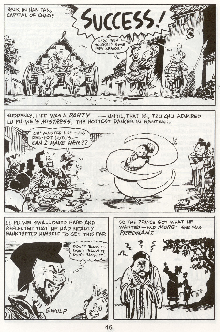 Read online The Cartoon History of the Universe comic -  Issue #9 - 49
