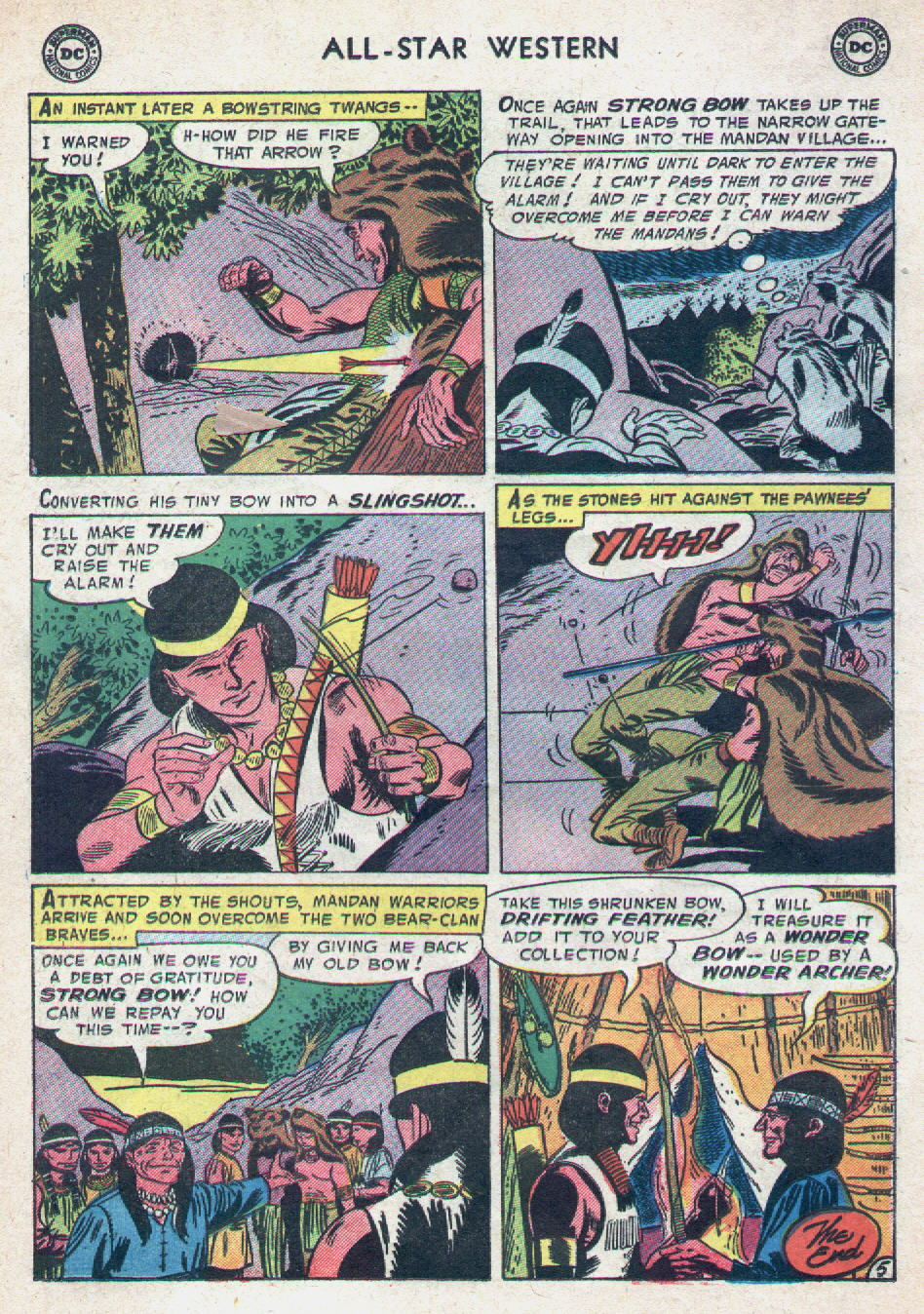 Read online All-Star Western (1951) comic -  Issue #90 - 14