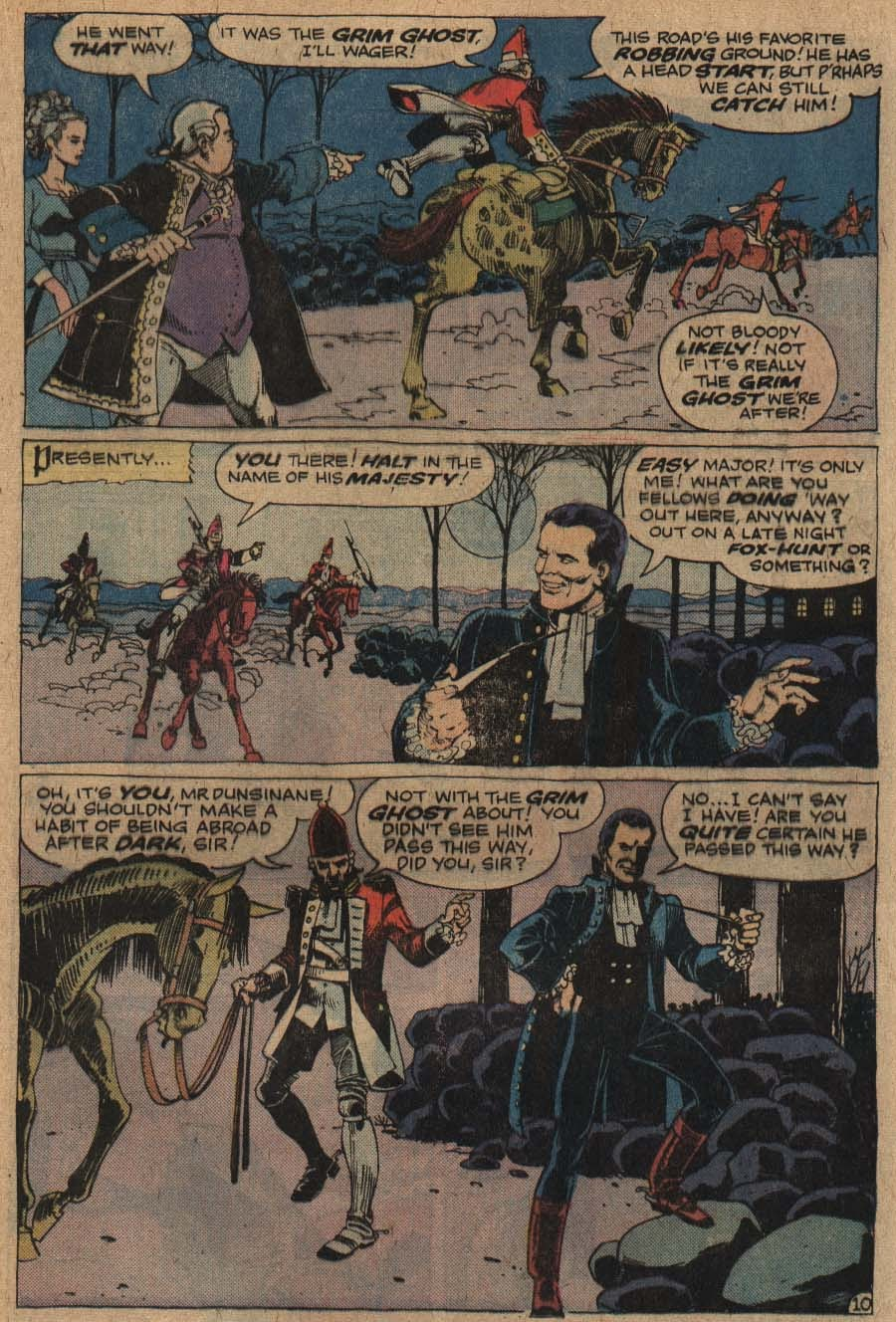 The Grim Ghost (1975) issue 1 - Page 12