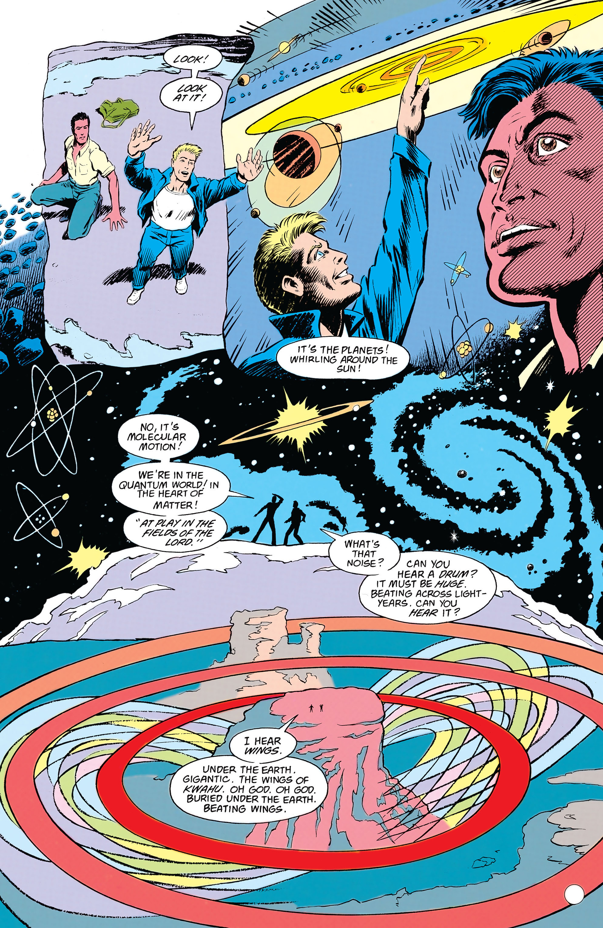 Read online Animal Man (1988) comic -  Issue #18 - 15