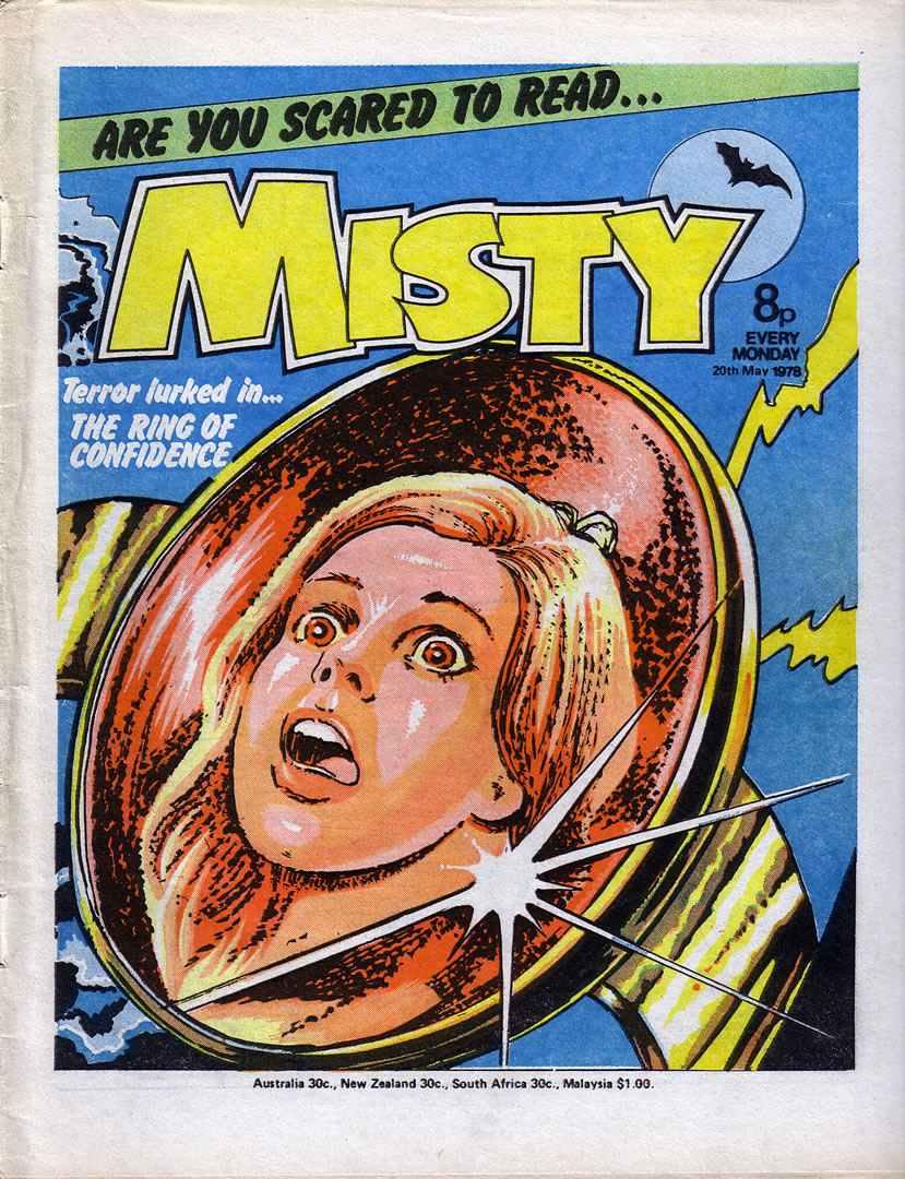 Misty 16 Page 1