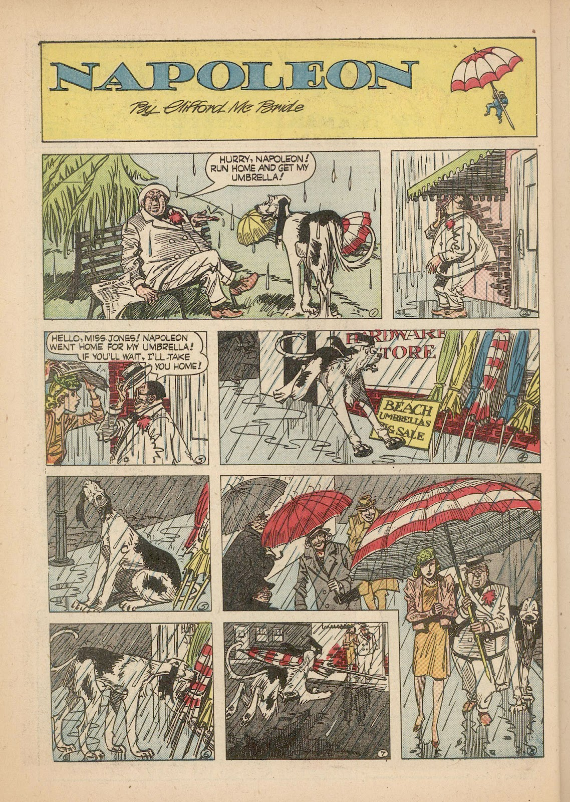 Read online Famous Funnies comic -  Issue #98 - 12
