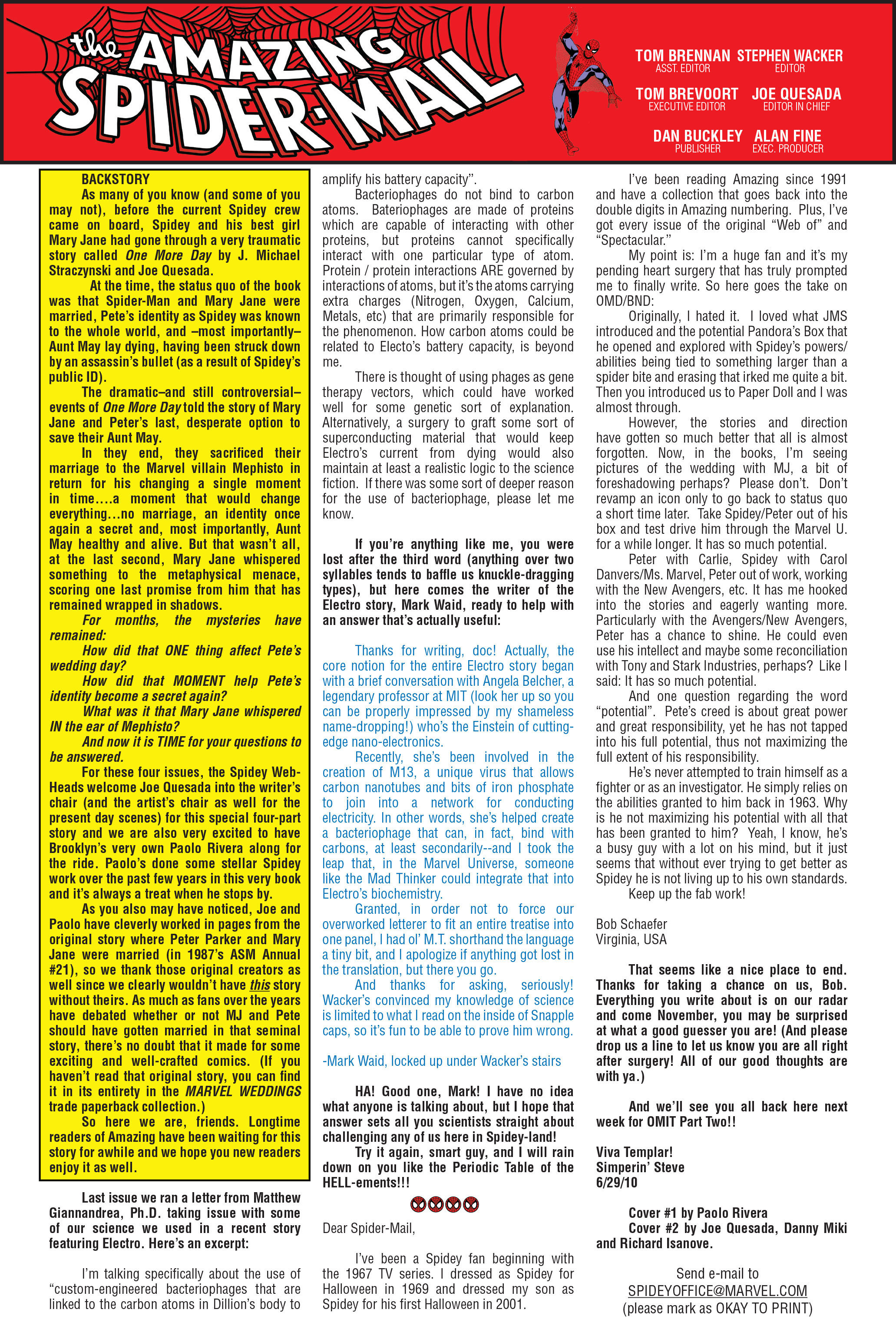 The Amazing Spider-Man (1963) 638 Page 44
