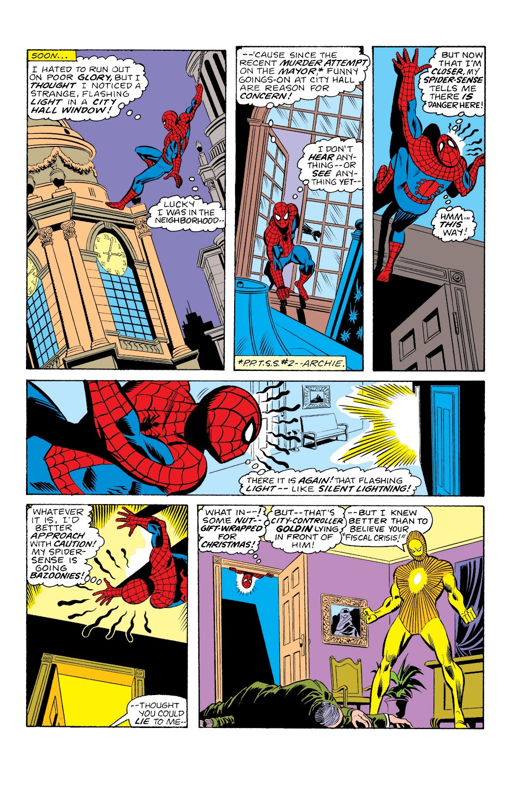 Read online Marvel Masterworks: The Spectacular Spider-Man comic -  Issue # TPB (Part 1) - 53