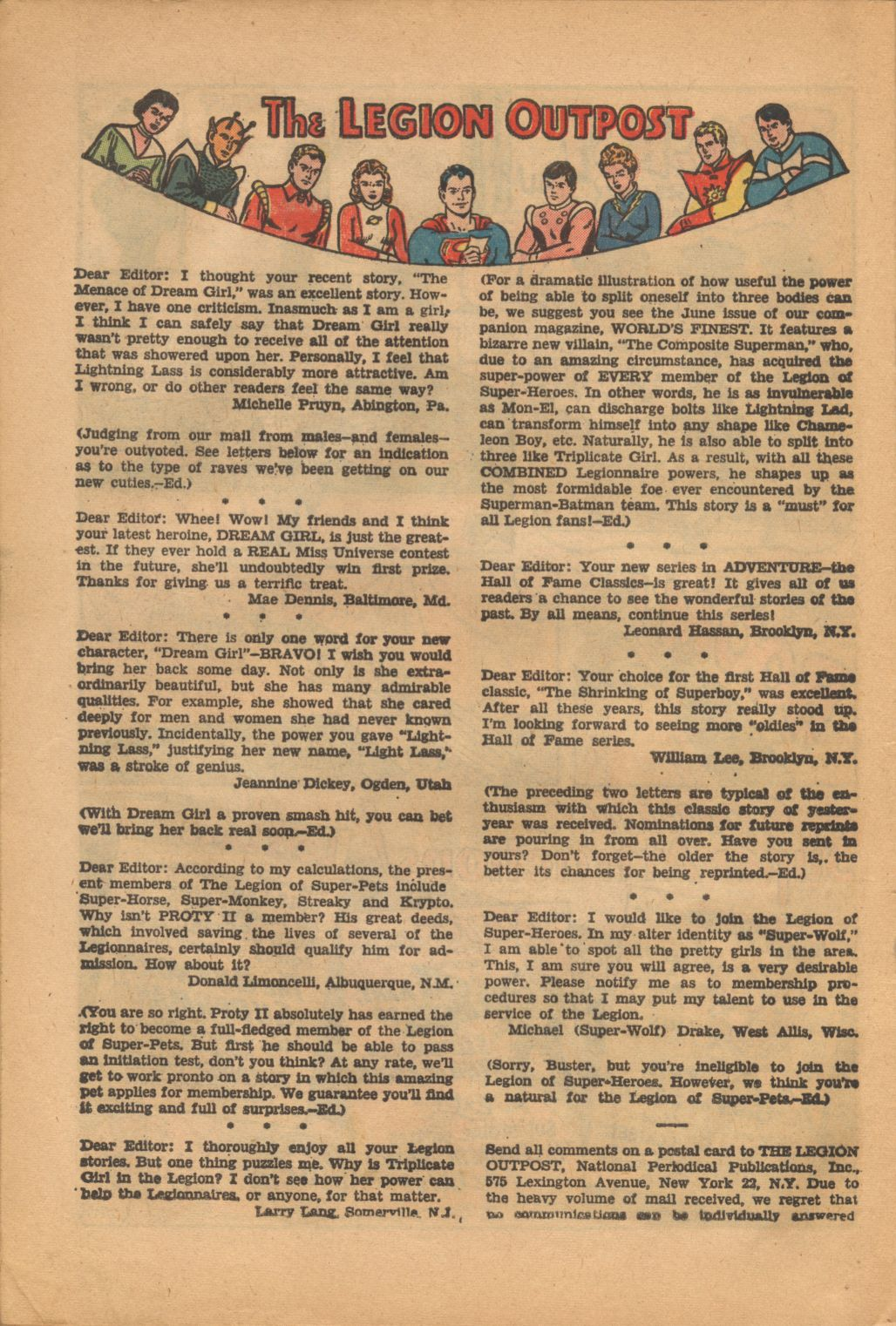 Read online Adventure Comics (1938) comic -  Issue #320 - 24