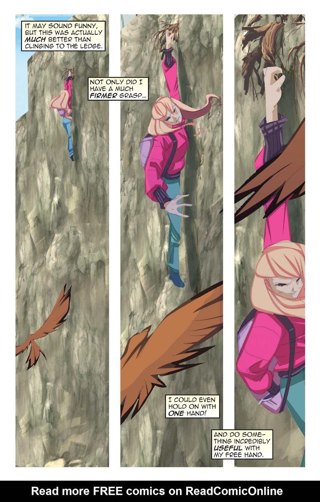 Read online Nancy Drew comic -  Issue #19 - 34