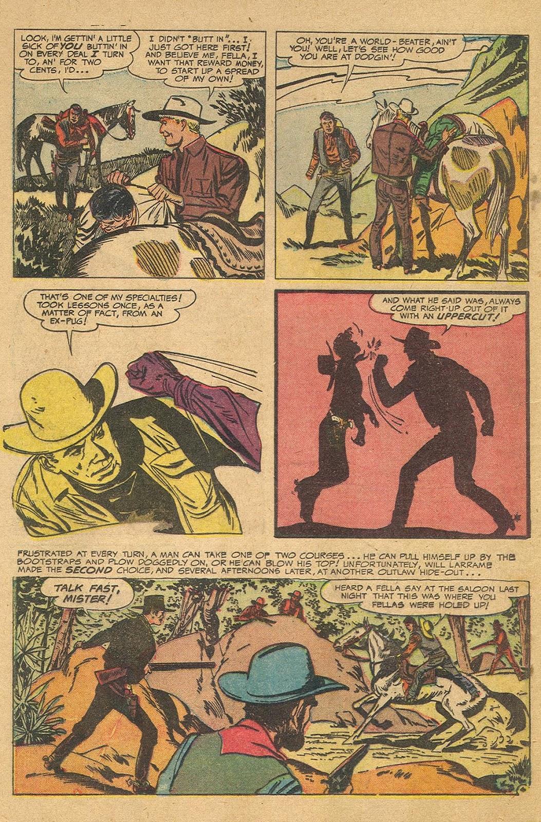 Gunsmoke Western issue 44 - Page 16