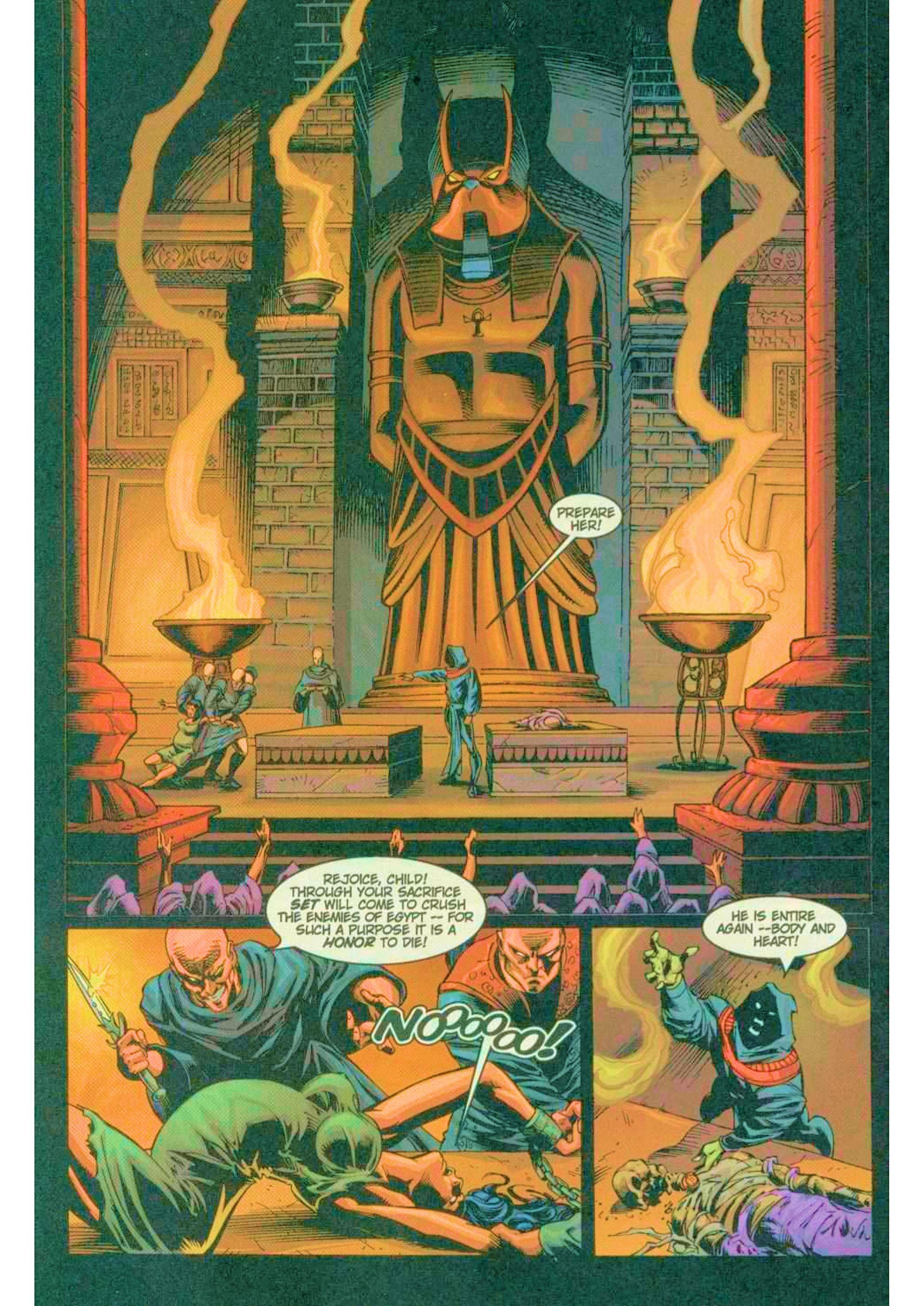 Read online Xena: Warrior Princess (1999) comic -  Issue #6 - 8