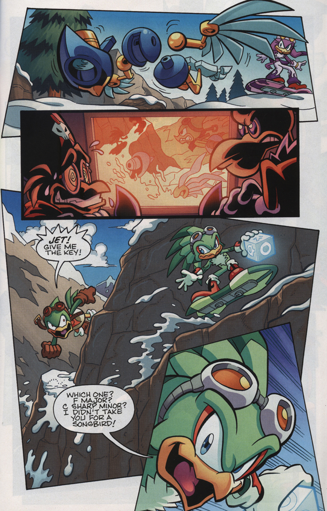 Read online Sonic Universe comic -  Issue #34 - 15
