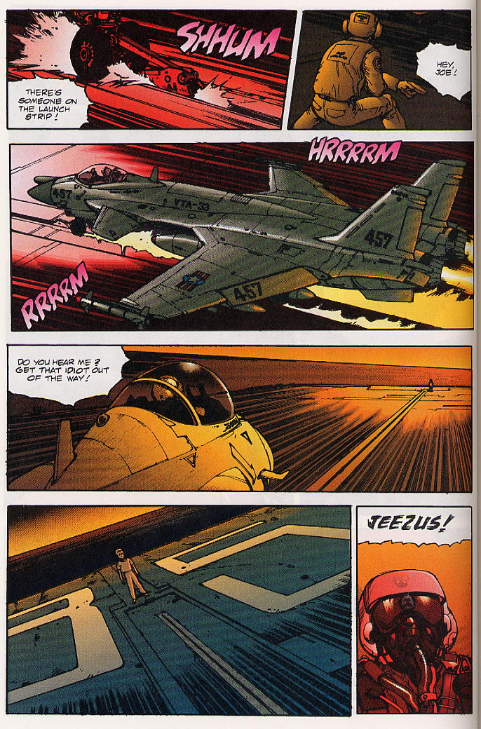 Read online Akira comic -  Issue #26 - 55