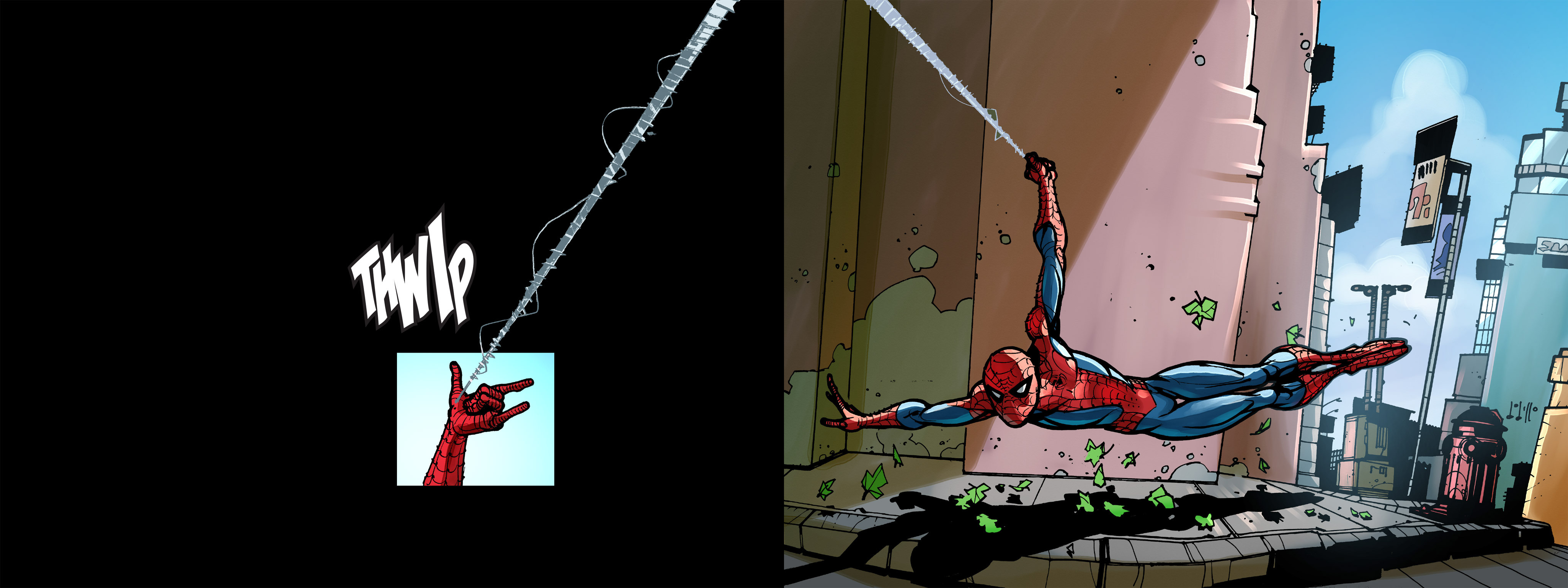 Read online Amazing Spider-Man: Who Am I? comic -  Issue # Full (Part 1) - 215