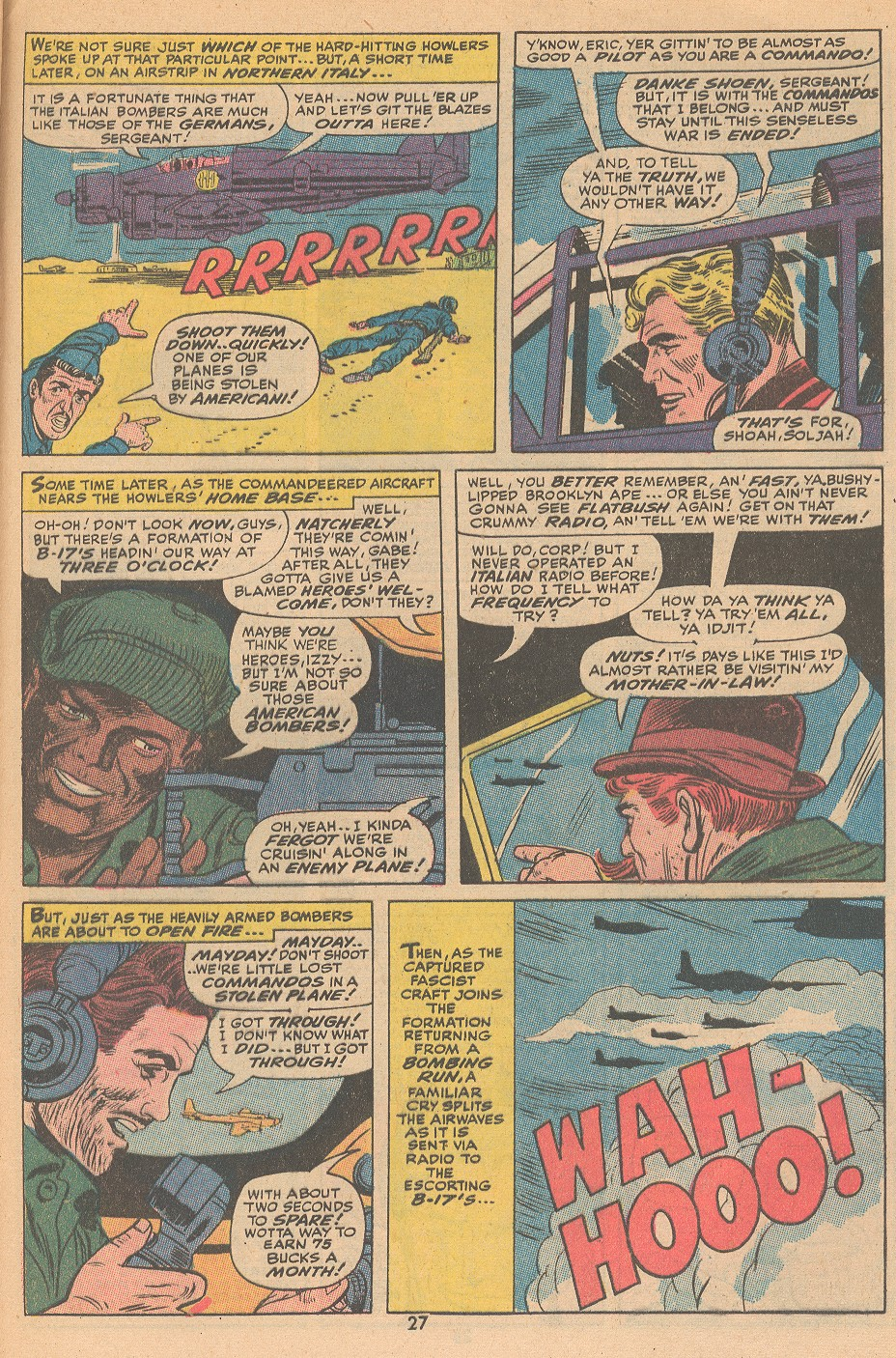 Read online Sgt. Fury comic -  Issue #105 - 29