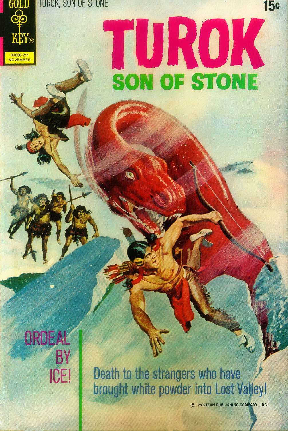 Read online Turok, Son of Stone comic -  Issue #81 - 1