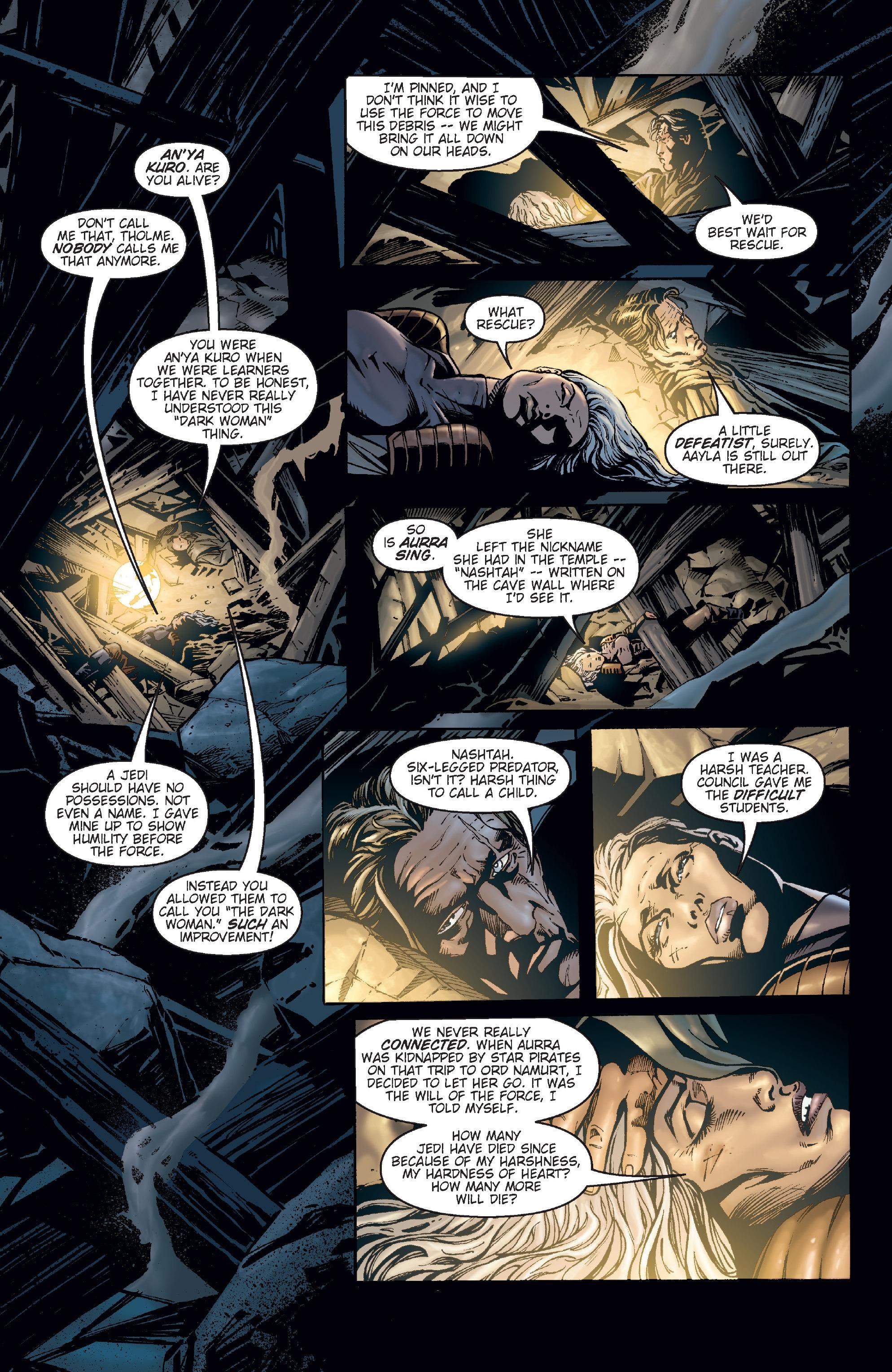 Read online Star Wars Omnibus comic -  Issue # Vol. 24 - 292