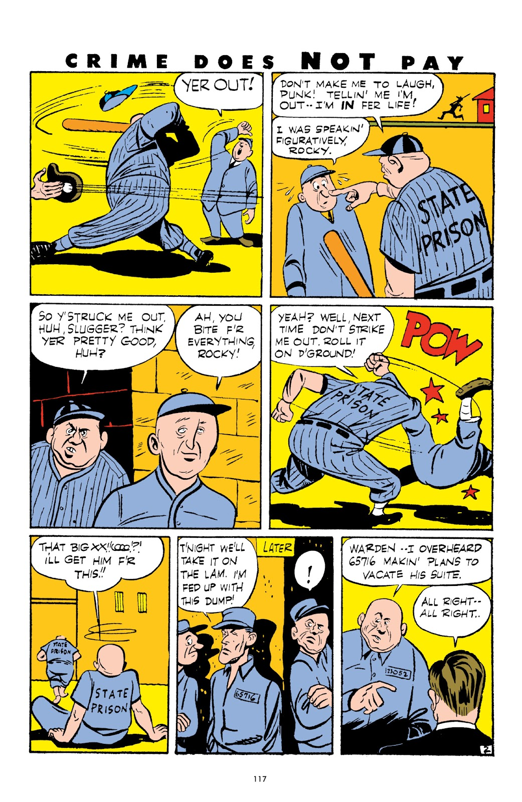 Read online Crime Does Not Pay Archives comic -  Issue # TPB 3 (Part 2) - 17