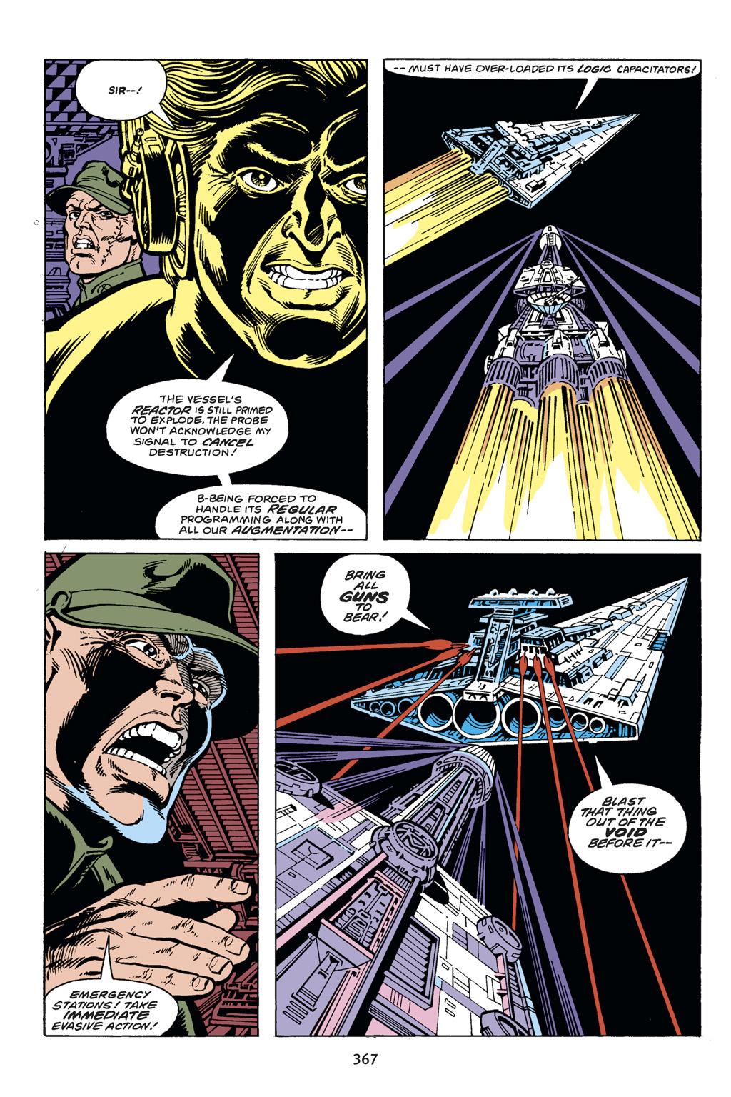 Read online Star Wars Omnibus comic -  Issue # Vol. 14 - 364