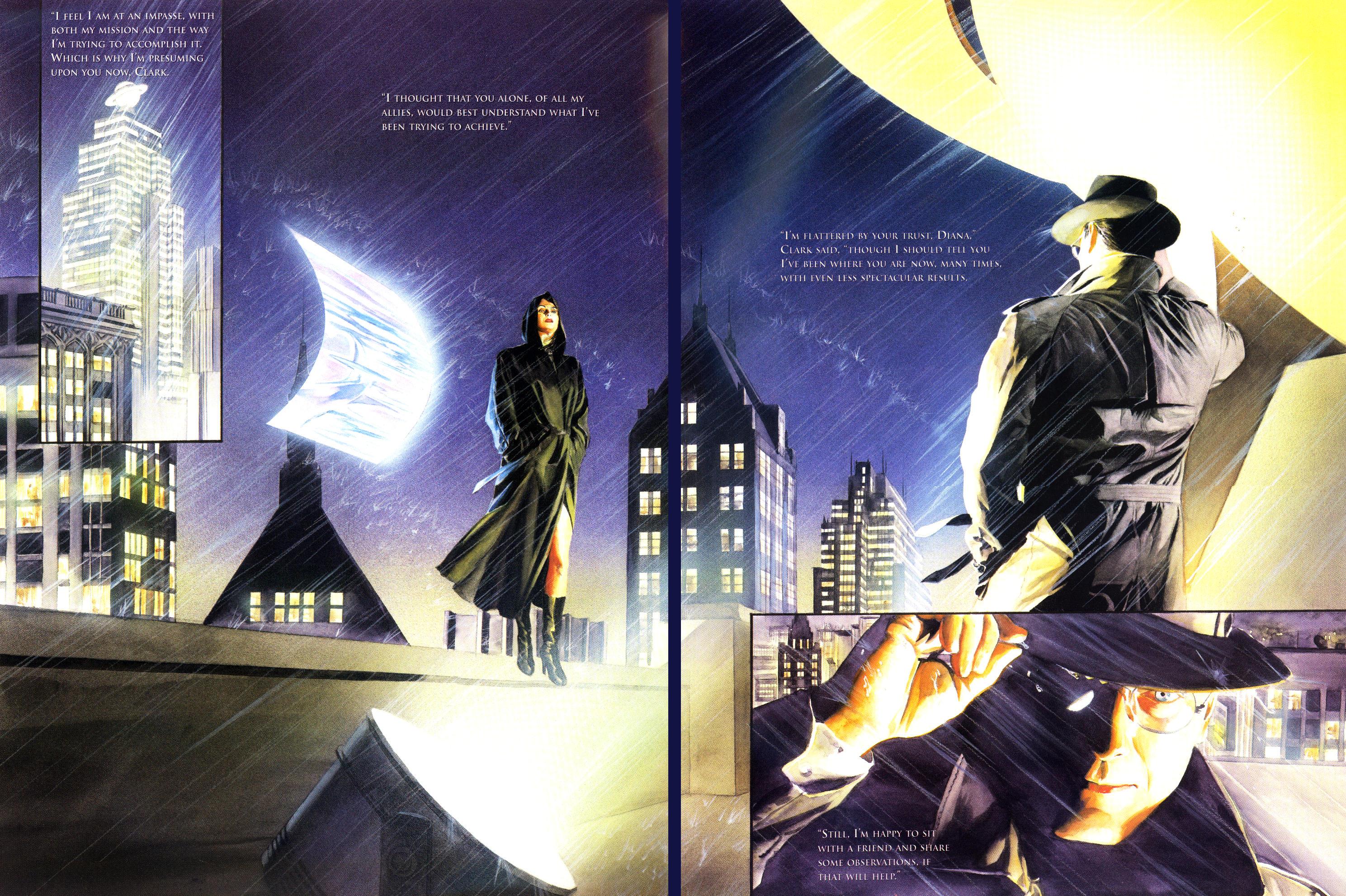 Read online Wonder Woman: Spirit of Truth comic -  Issue # Full - 41