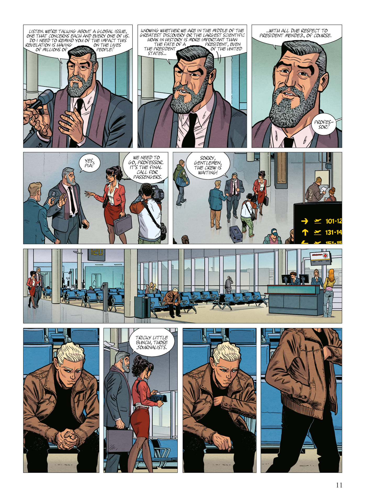 Read online Alter Ego comic -  Issue #10 - 12