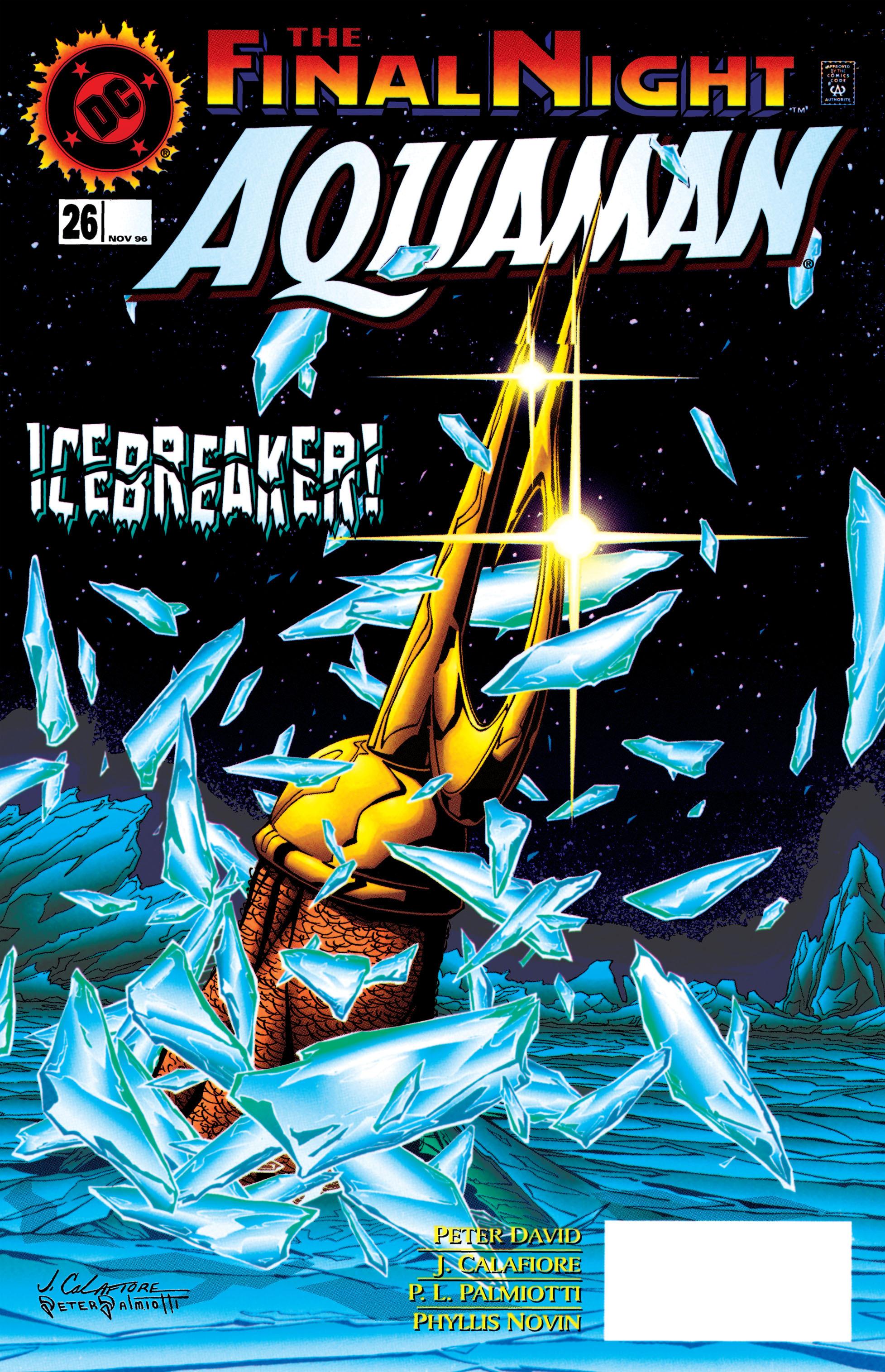 Read online Aquaman (1994) comic -  Issue #26 - 1