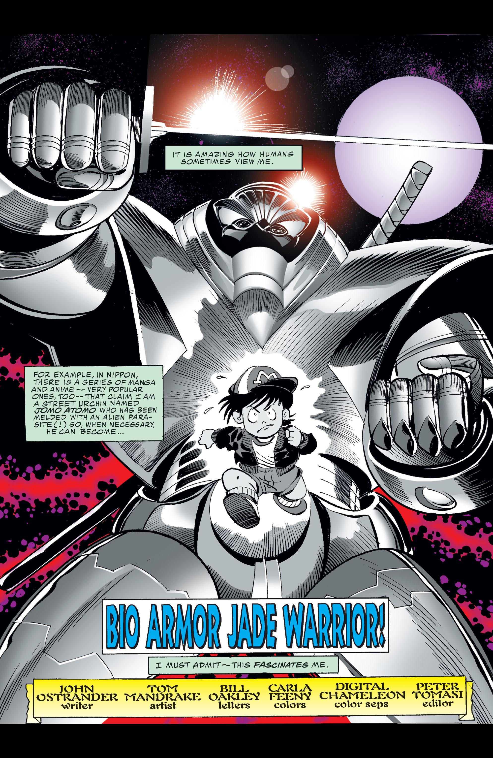 Read online Martian Manhunter: Son of Mars comic -  Issue # TPB - 56