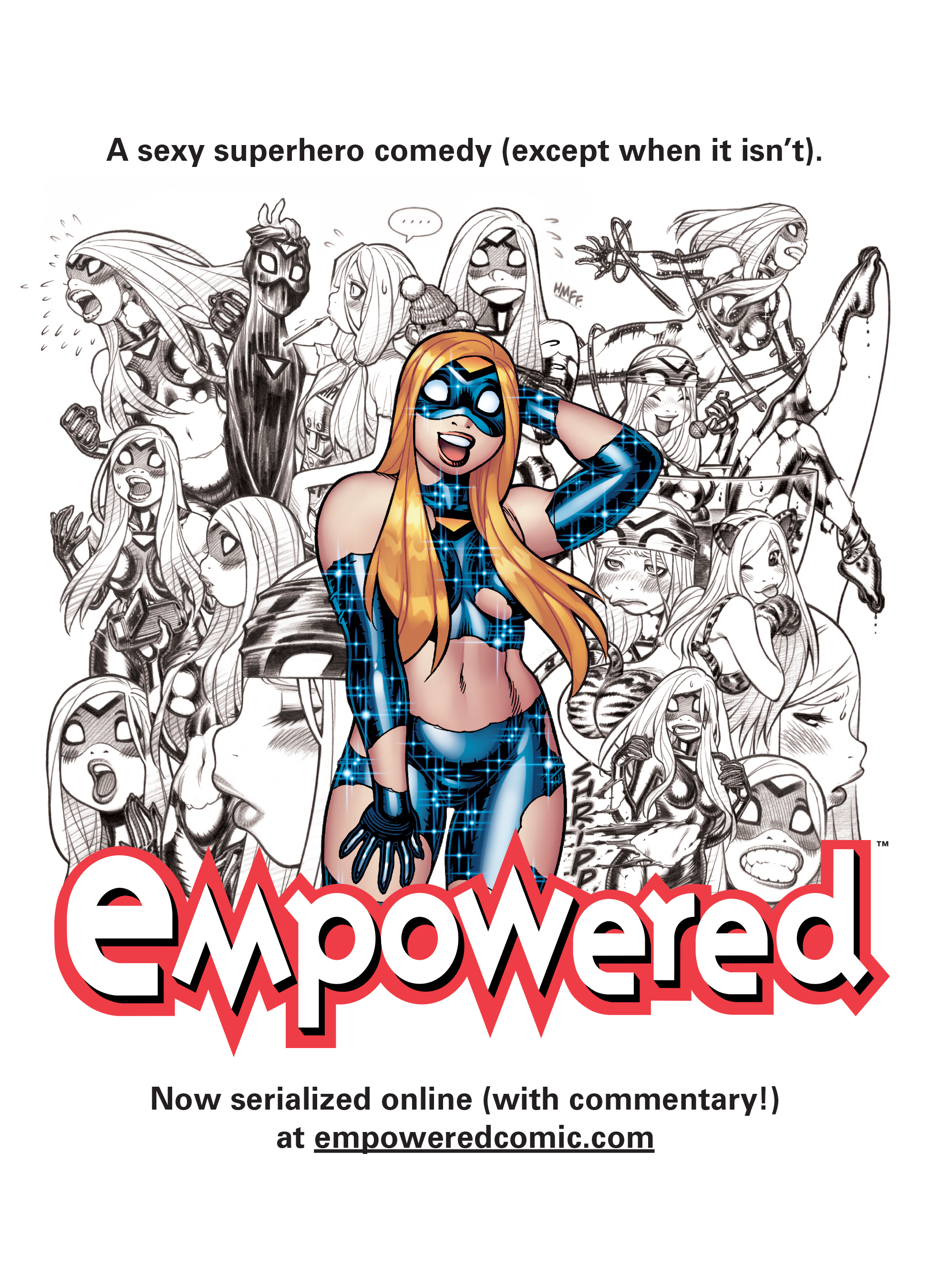 Read online Empowered and the Soldier of Love comic -  Issue #3 - 33