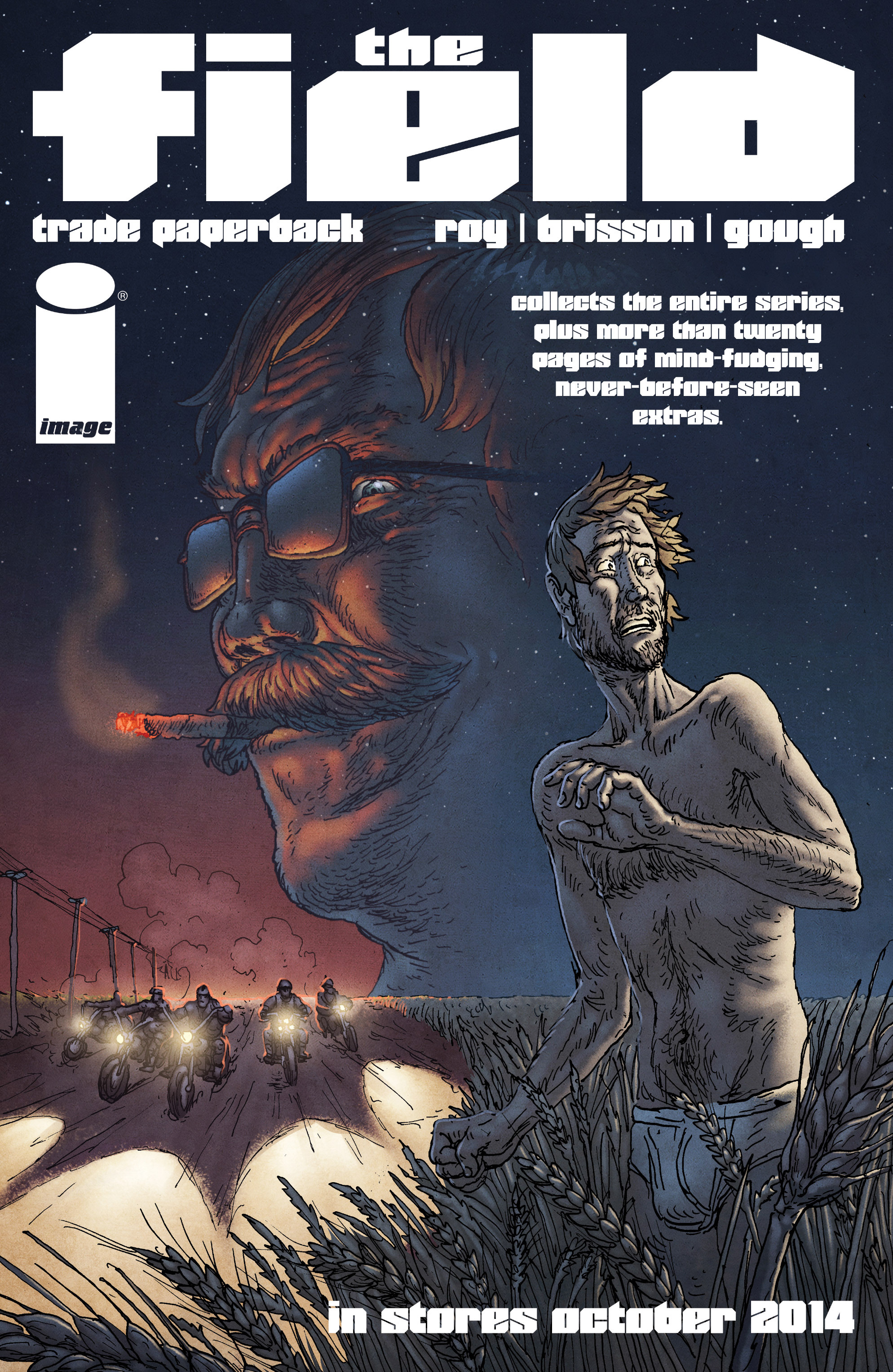 Read online Sheltered comic -  Issue #12 - 26