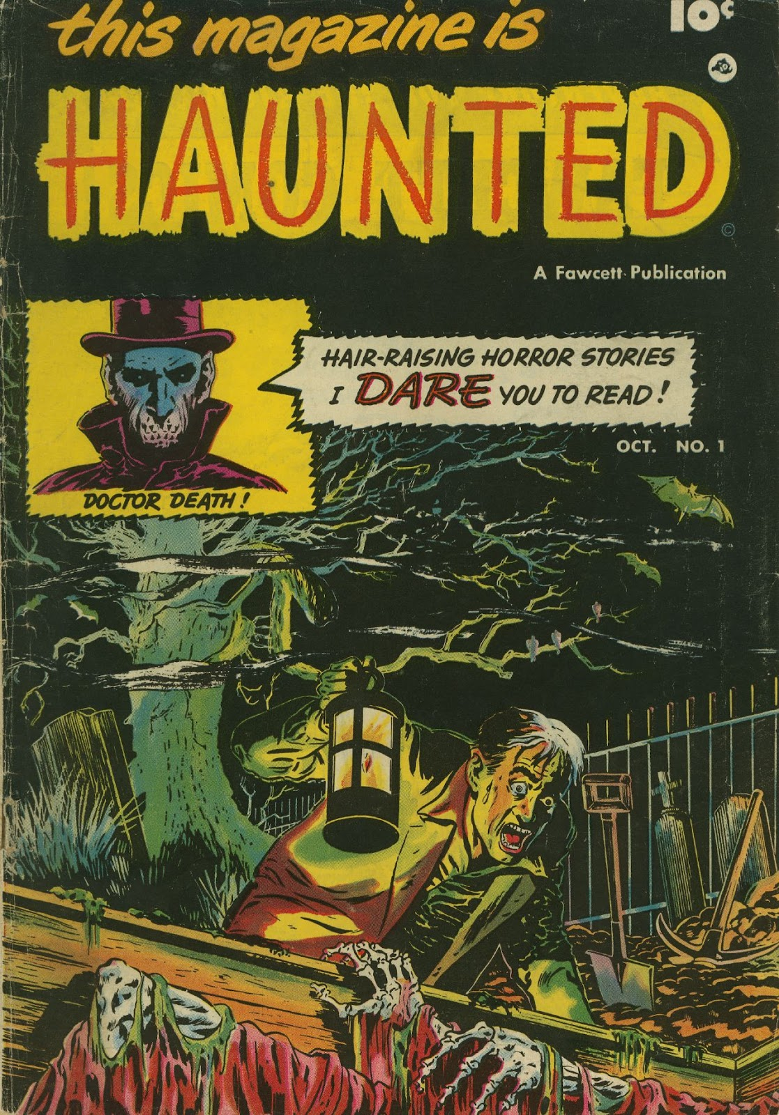 Read online This Magazine Is Haunted comic -  Issue #1 - 1