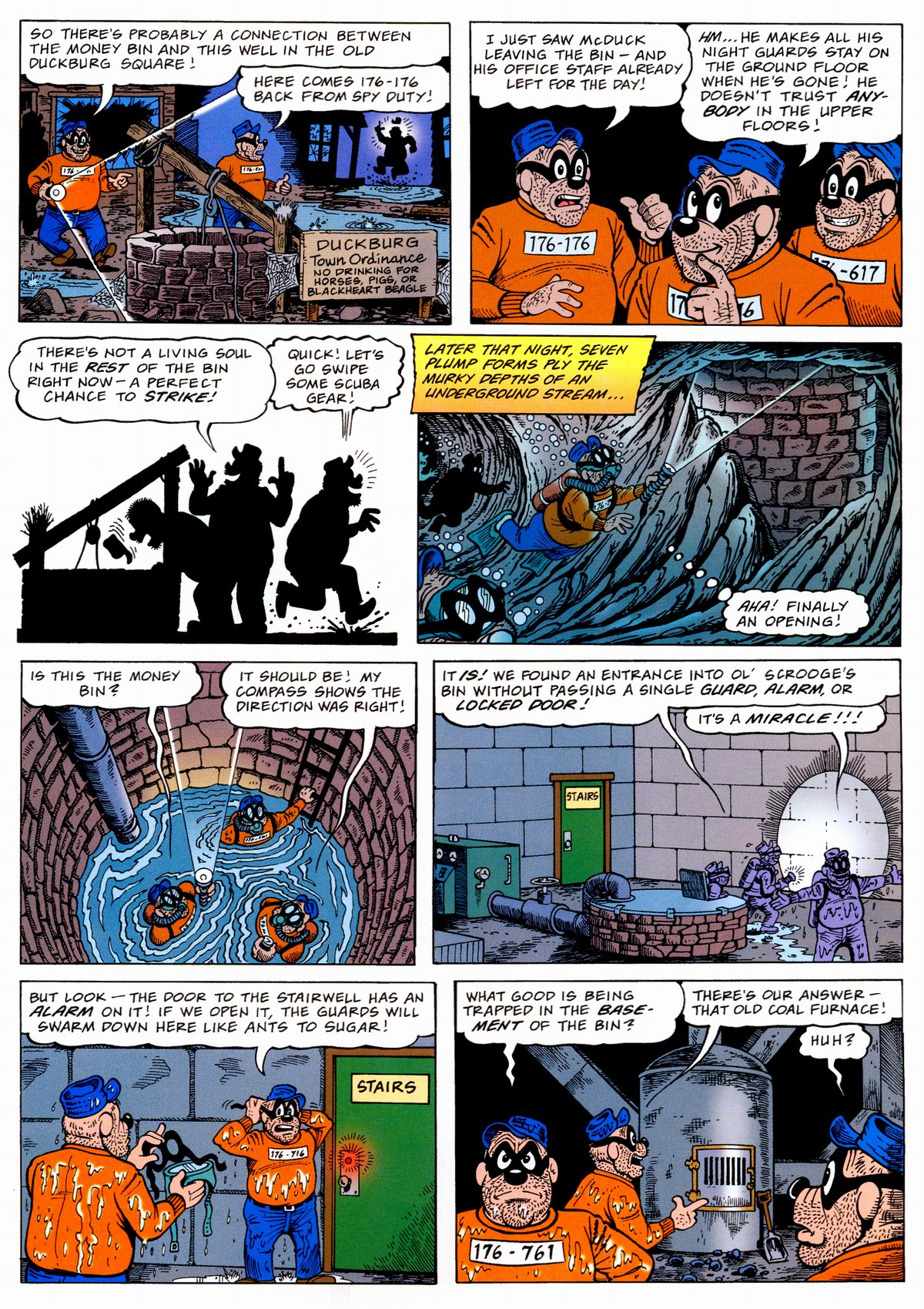 Read online Uncle Scrooge (1953) comic -  Issue #325 - 9