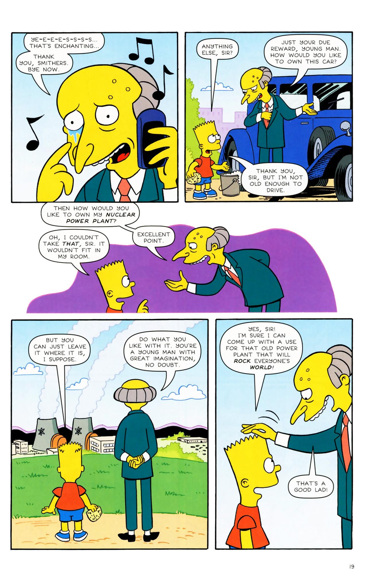 Read online Simpsons Comics comic -  Issue #170 - 14