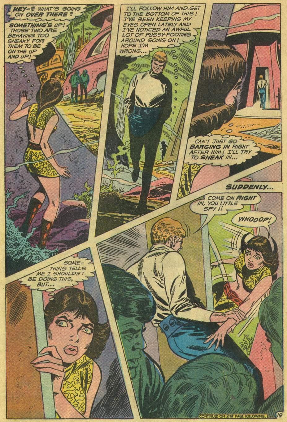 Read online Adventure Comics (1938) comic -  Issue #497 - 43