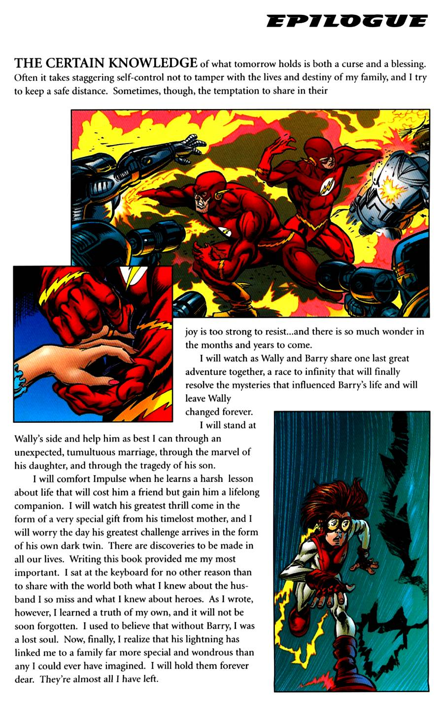 Read online The Life Story of the Flash comic -  Issue # Full - 97