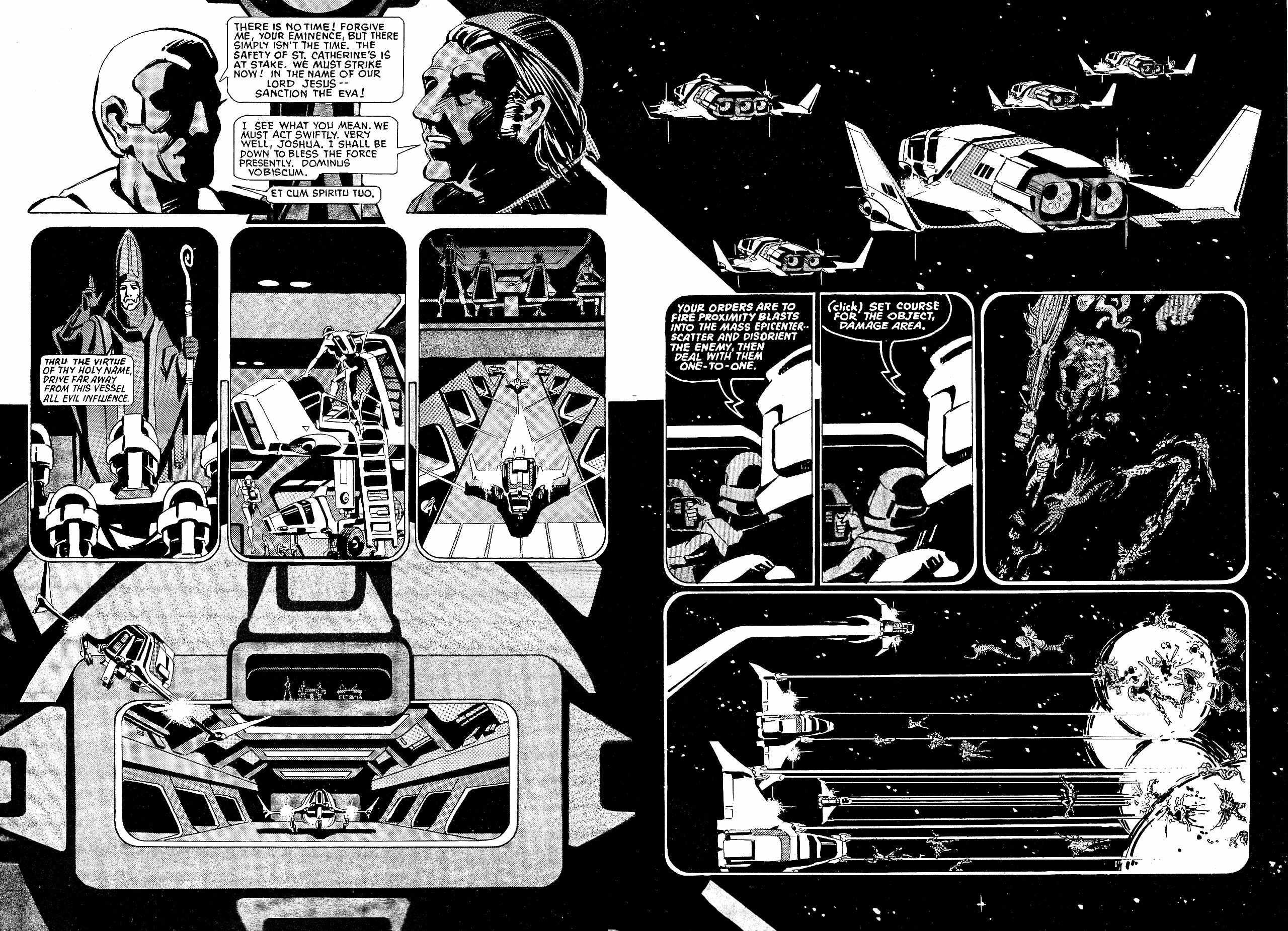 Read online Star*Reach comic -  Issue #10 - 38