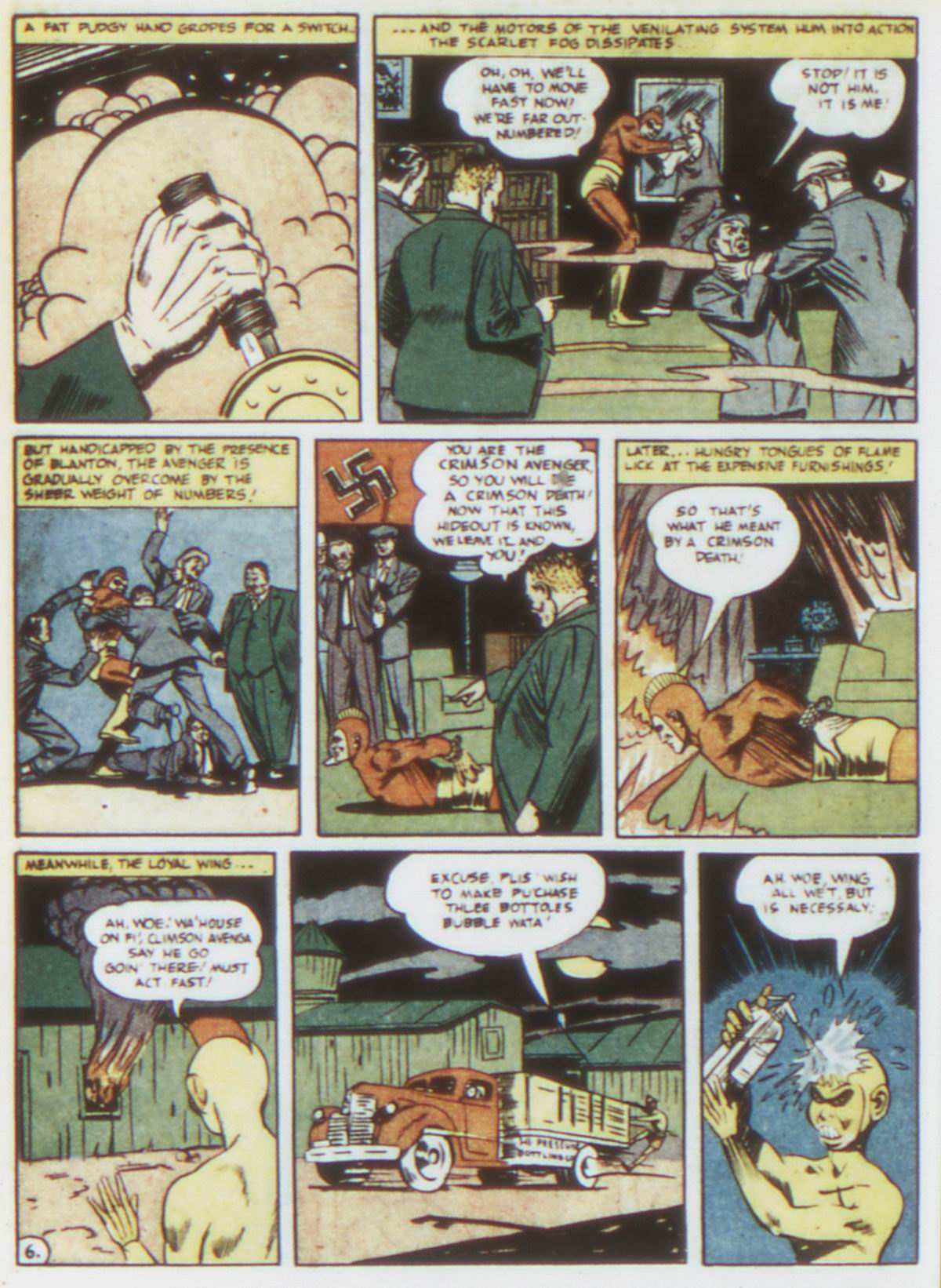 Read online Detective Comics (1937) comic -  Issue #75 - 36