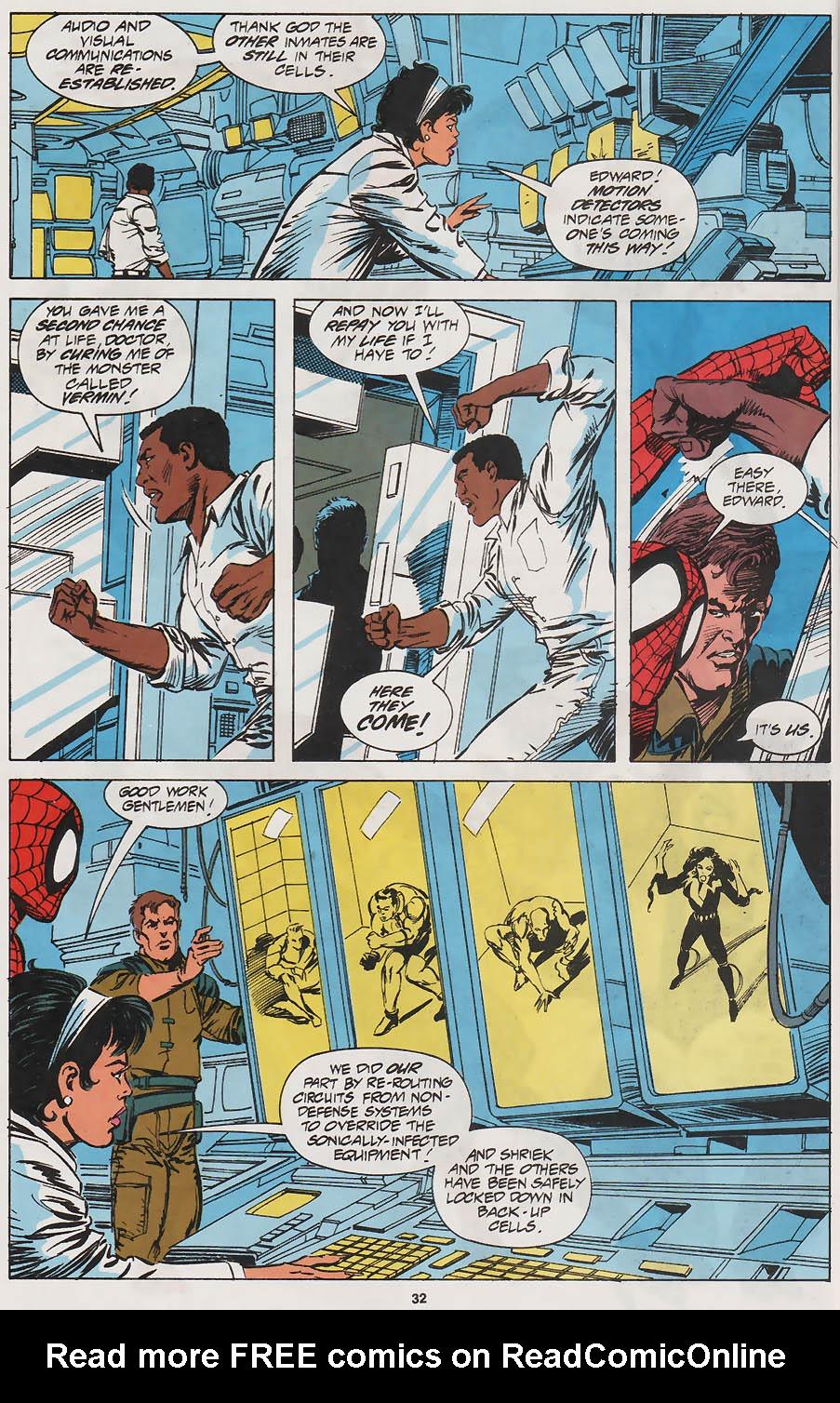 Web of Spider-Man (1985) _Annual 10 #10 - English 26