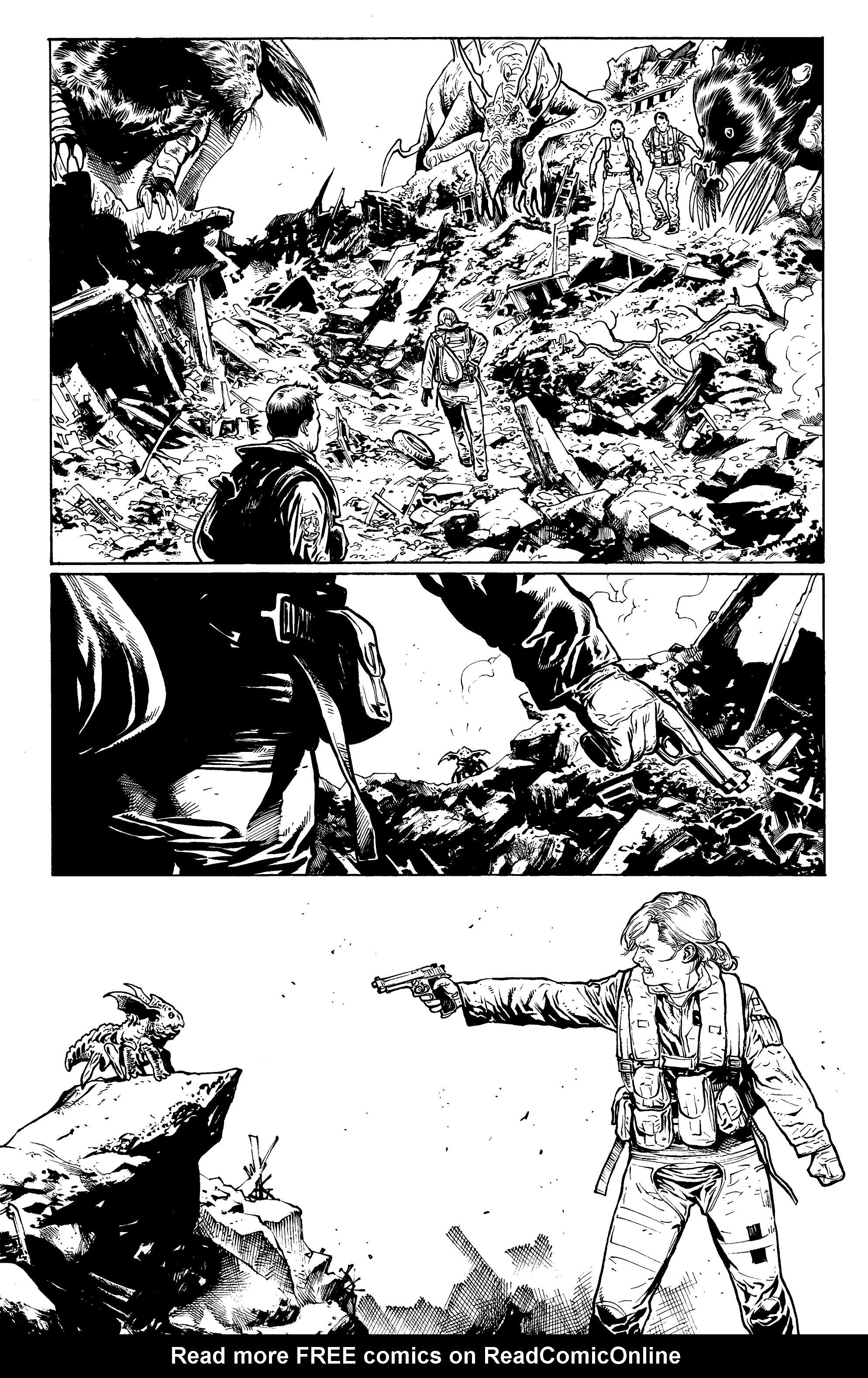 Read online Alan Moore's Cinema Purgatorio comic -  Issue #9 - 47